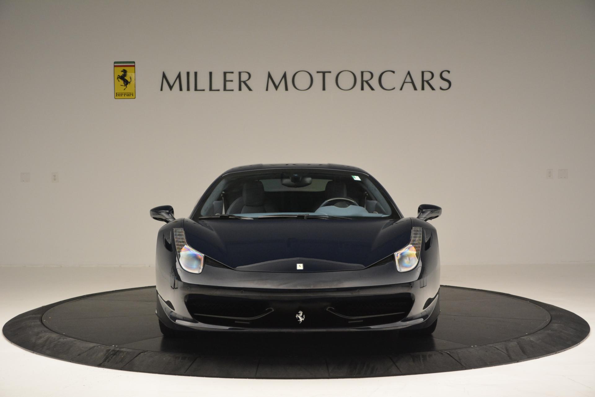Used 2012 Ferrari 458 Italia  For Sale 0 In Greenwich, CT