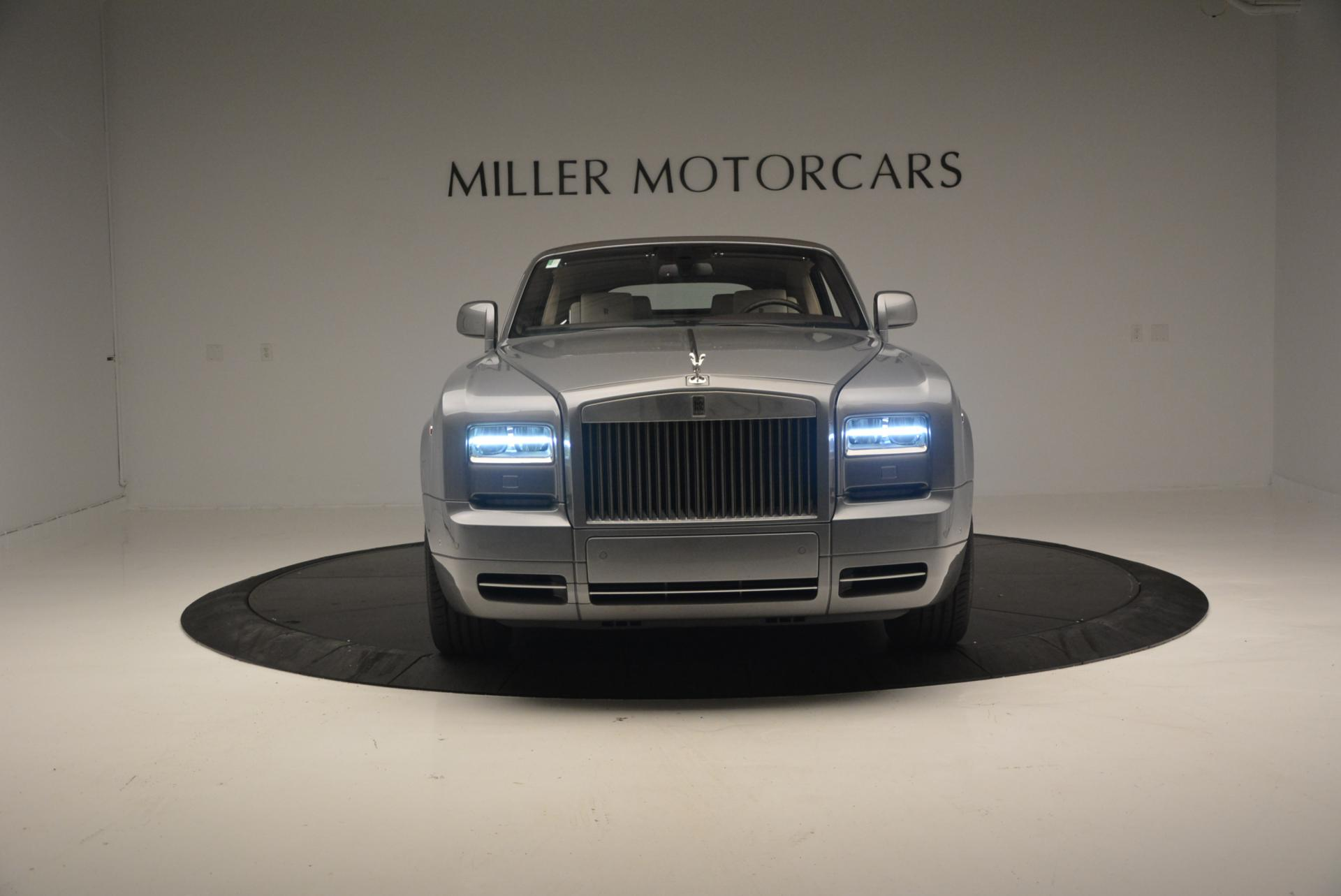 Used 2015 Rolls-Royce Phantom Drophead Coupe  For Sale 0 In Greenwich, CT