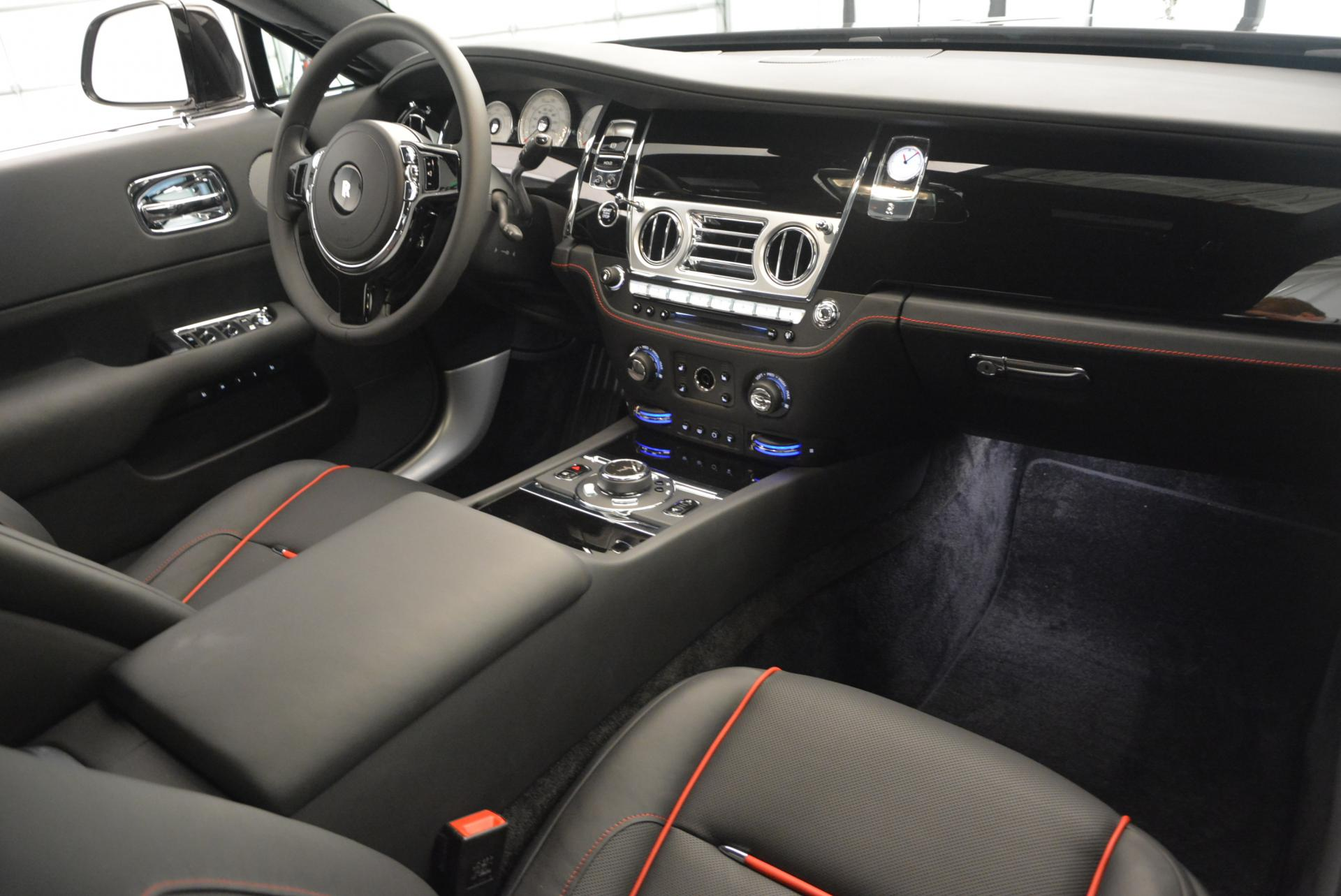 Used 2017 Rolls-Royce Wraith  For Sale 0 In Greenwich, CT