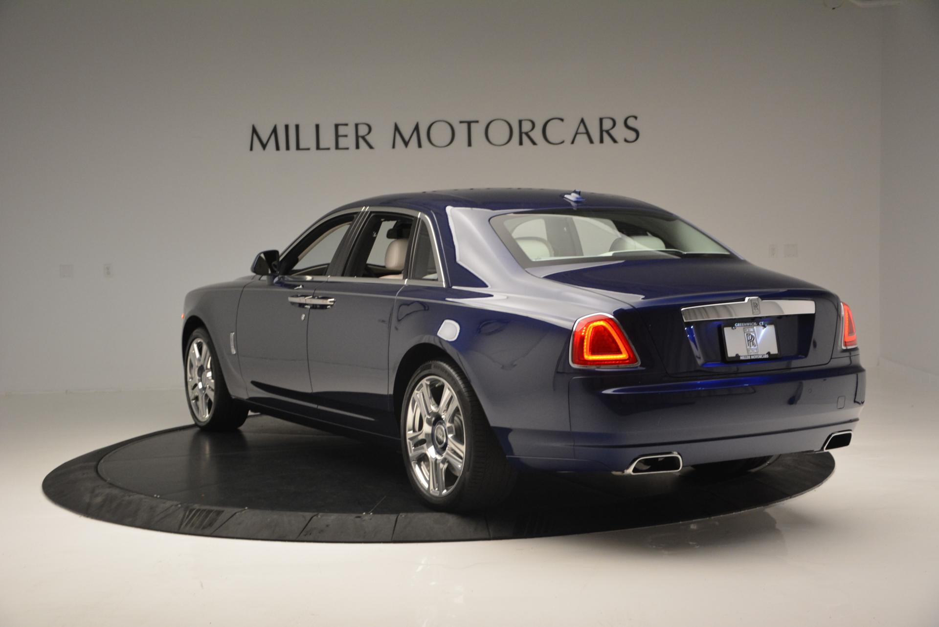 Used 2016 Rolls-Royce Ghost Series II  For Sale 0 In Greenwich, CT