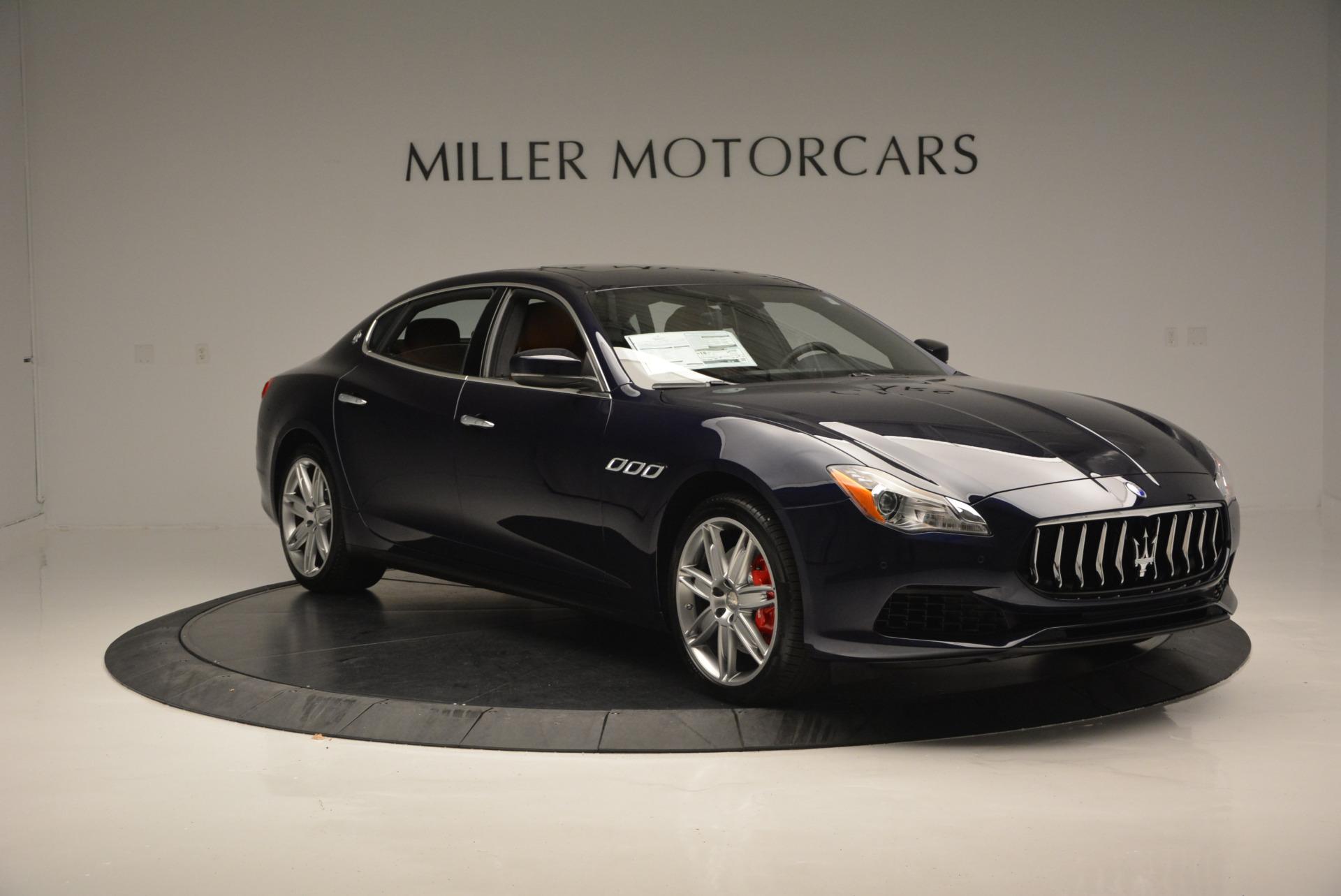 New 2017 Maserati Quattroporte S Q4 For Sale 0 In Greenwich, CT