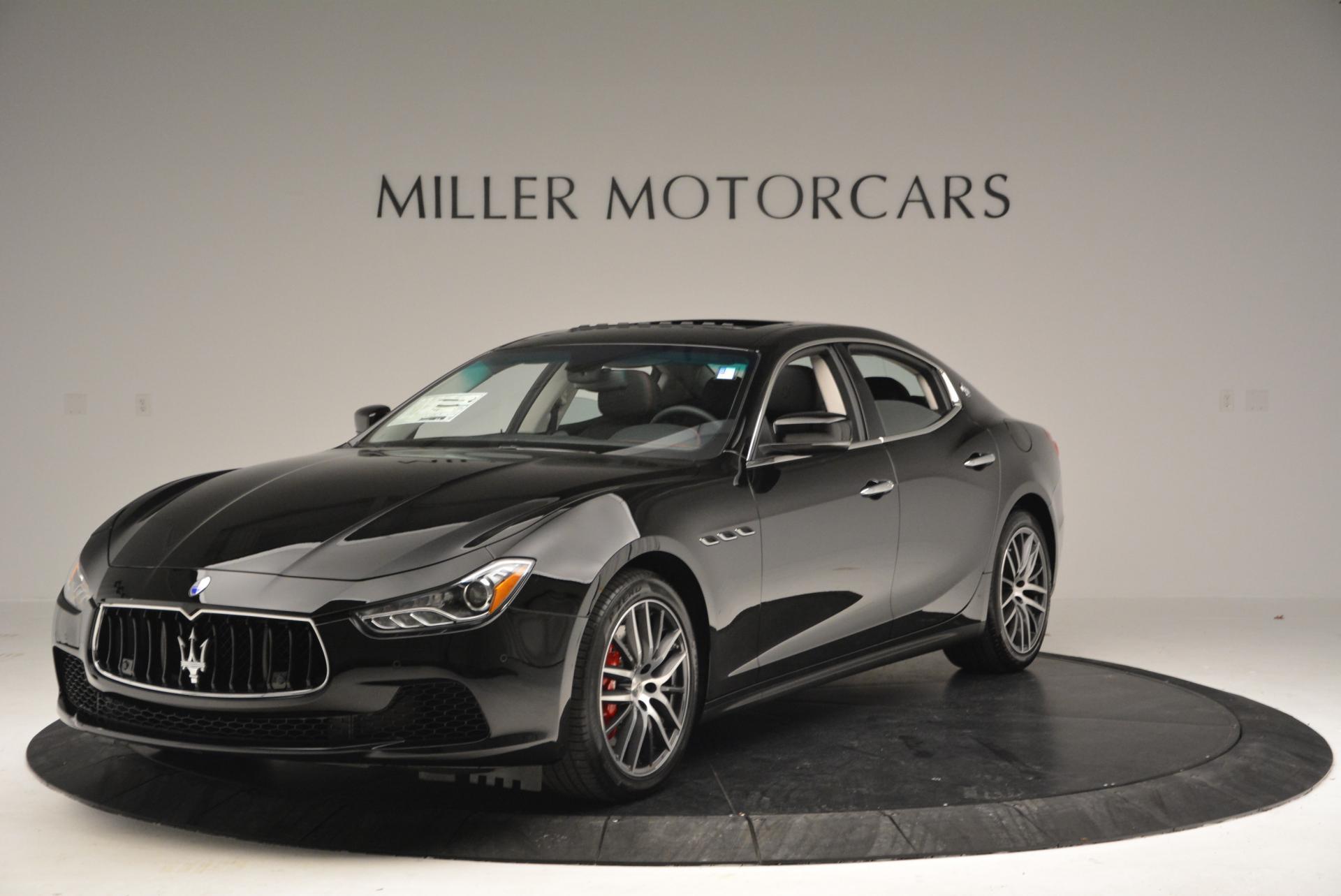 Used 2016 Maserati Ghibli S Q4 For Sale 0 In Greenwich, CT