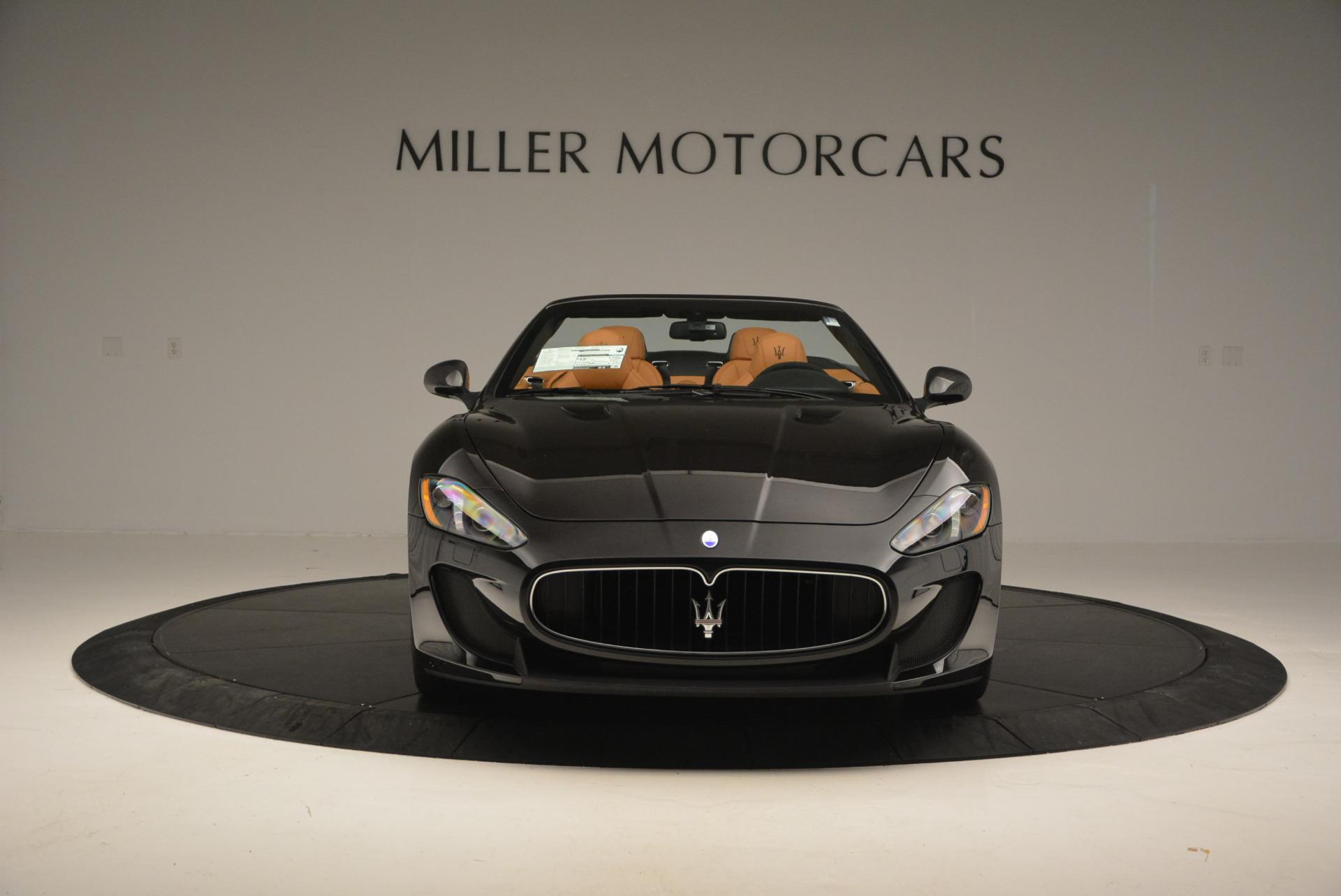 New 2017 Maserati GranTurismo MC CONVERTIBLE For Sale 0 In Greenwich, CT