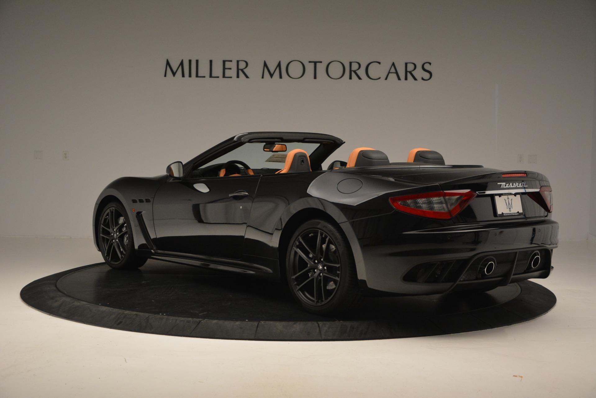 New 2017 Maserati Granturismo Mc Convertible For 0 In Greenwich Ct
