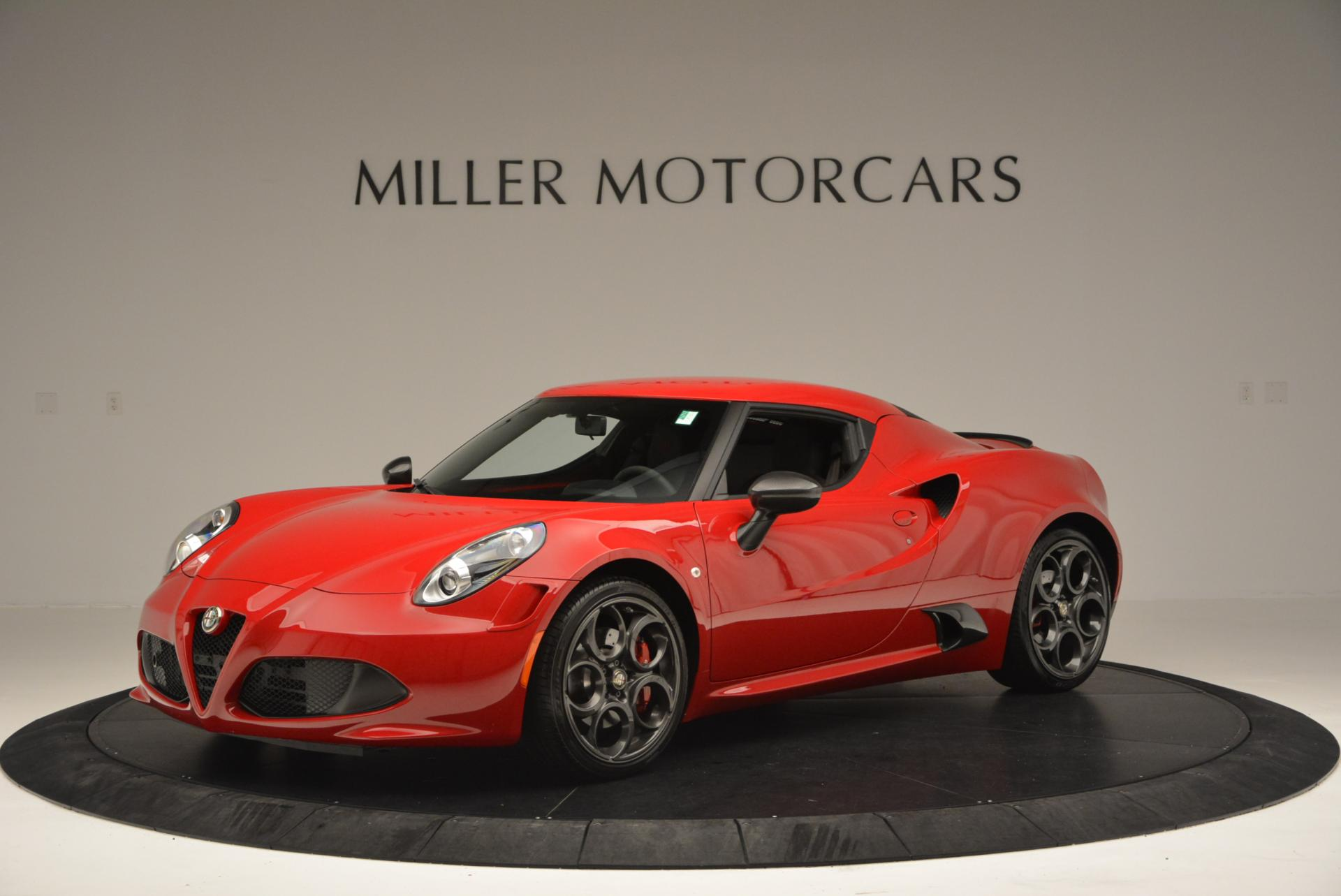 Used 2015 Alfa Romeo 4C Launch Edition For Sale 0 In Greenwich, CT