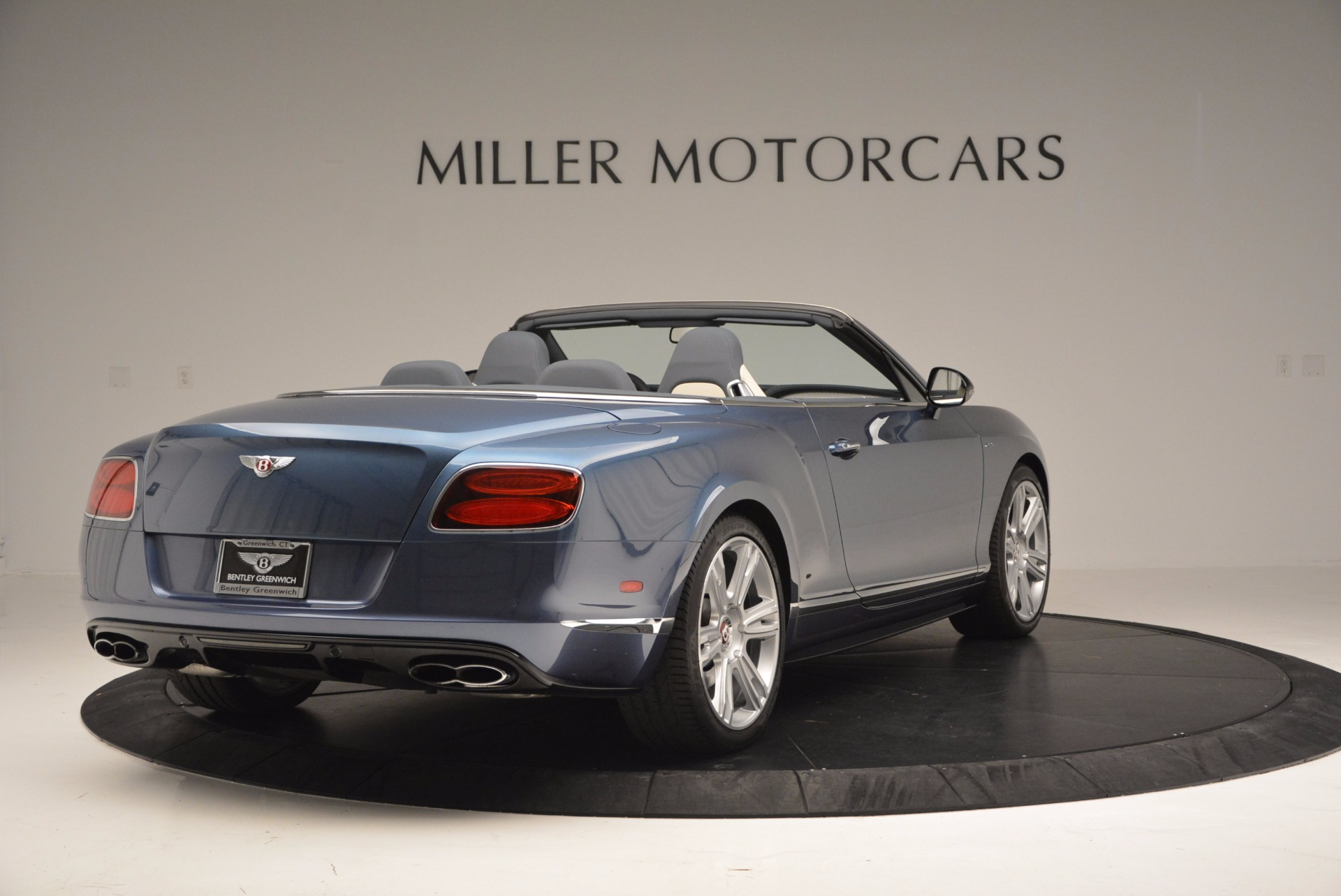 Used 2014 Bentley Continental GT V8 S Convertible  For Sale 0 In Greenwich, CT