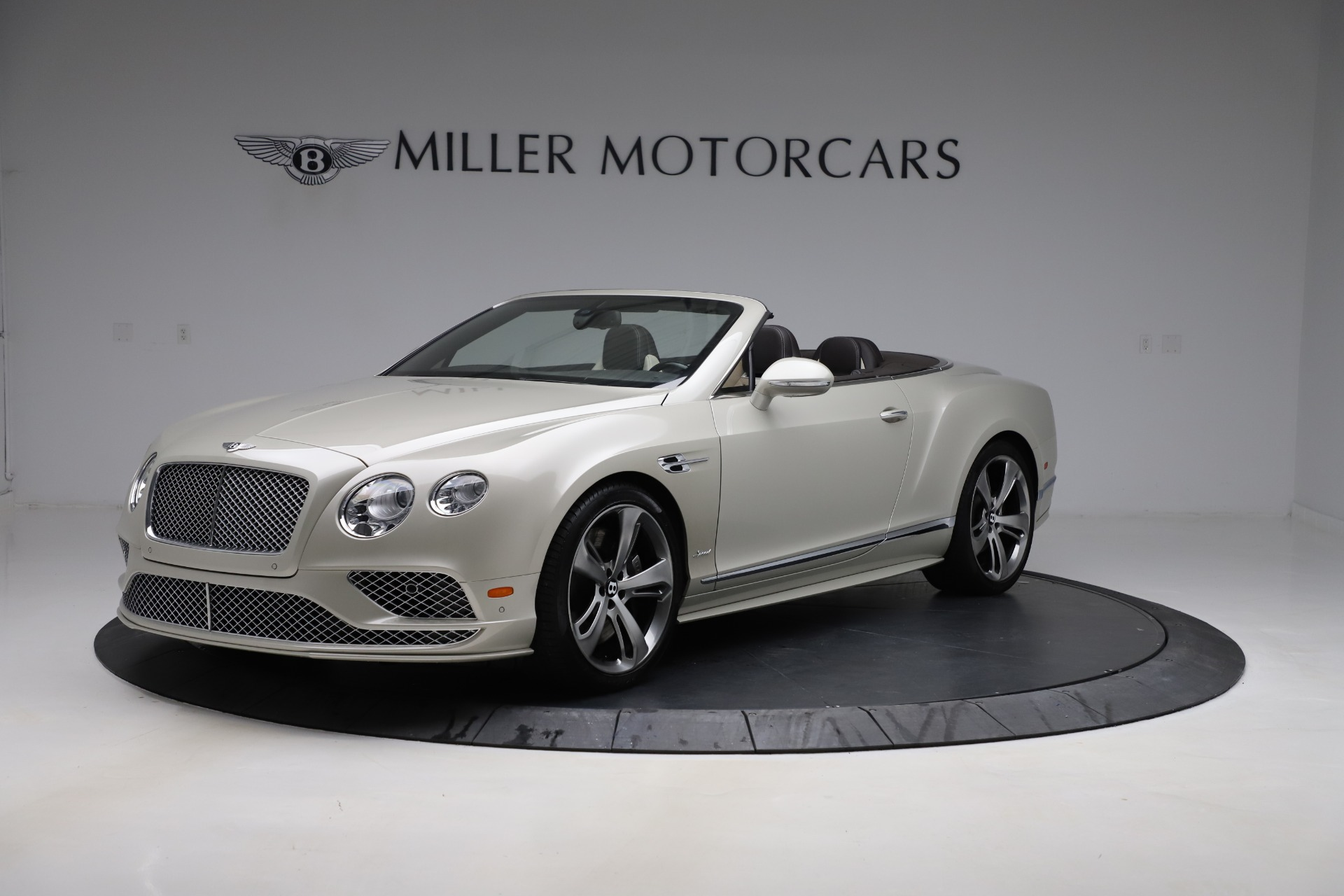 Used 2016 Bentley Continental GT Speed Convertible  For Sale 0 In Greenwich, CT