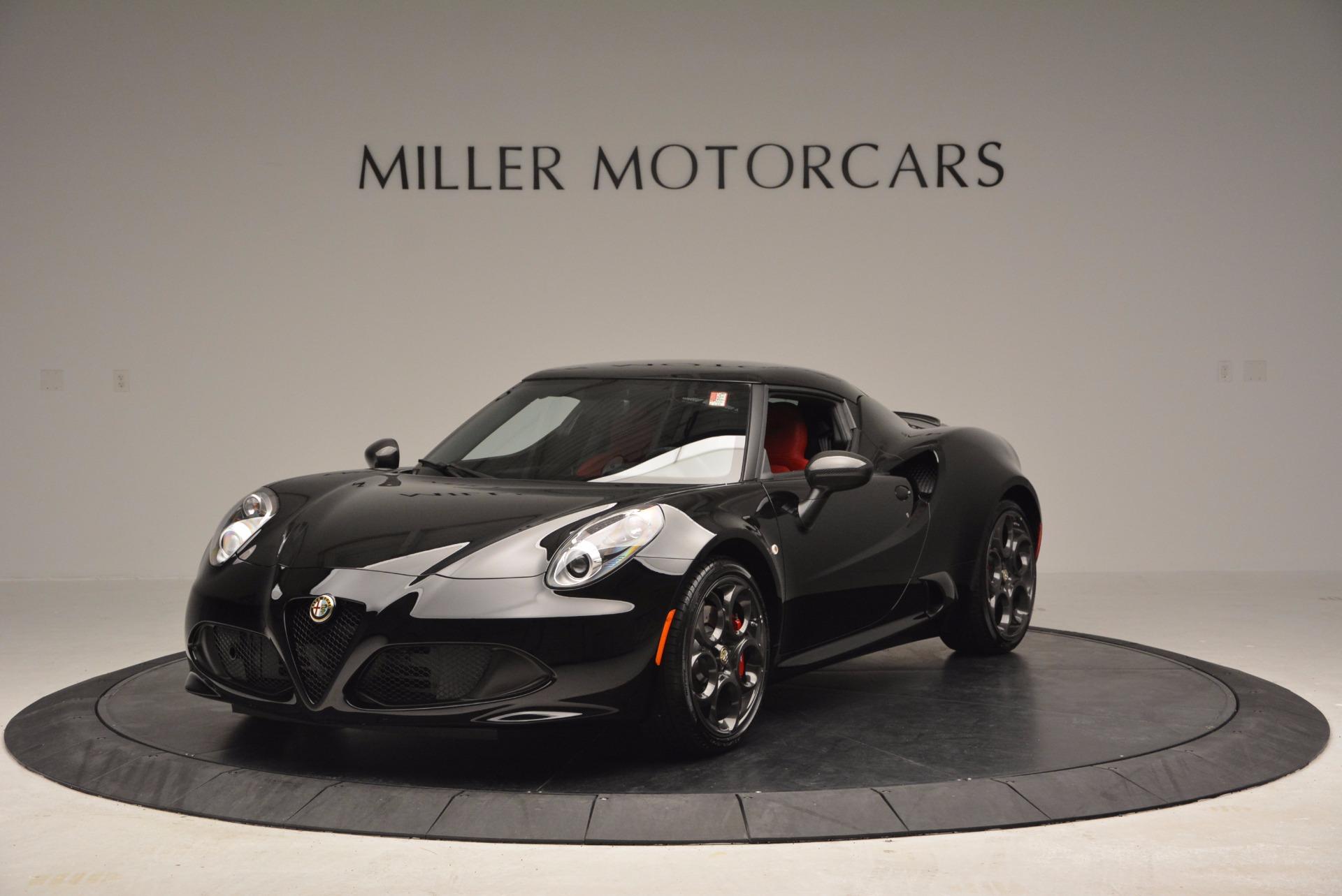 New 2016 Alfa Romeo 4C  For Sale 0 In Greenwich, CT