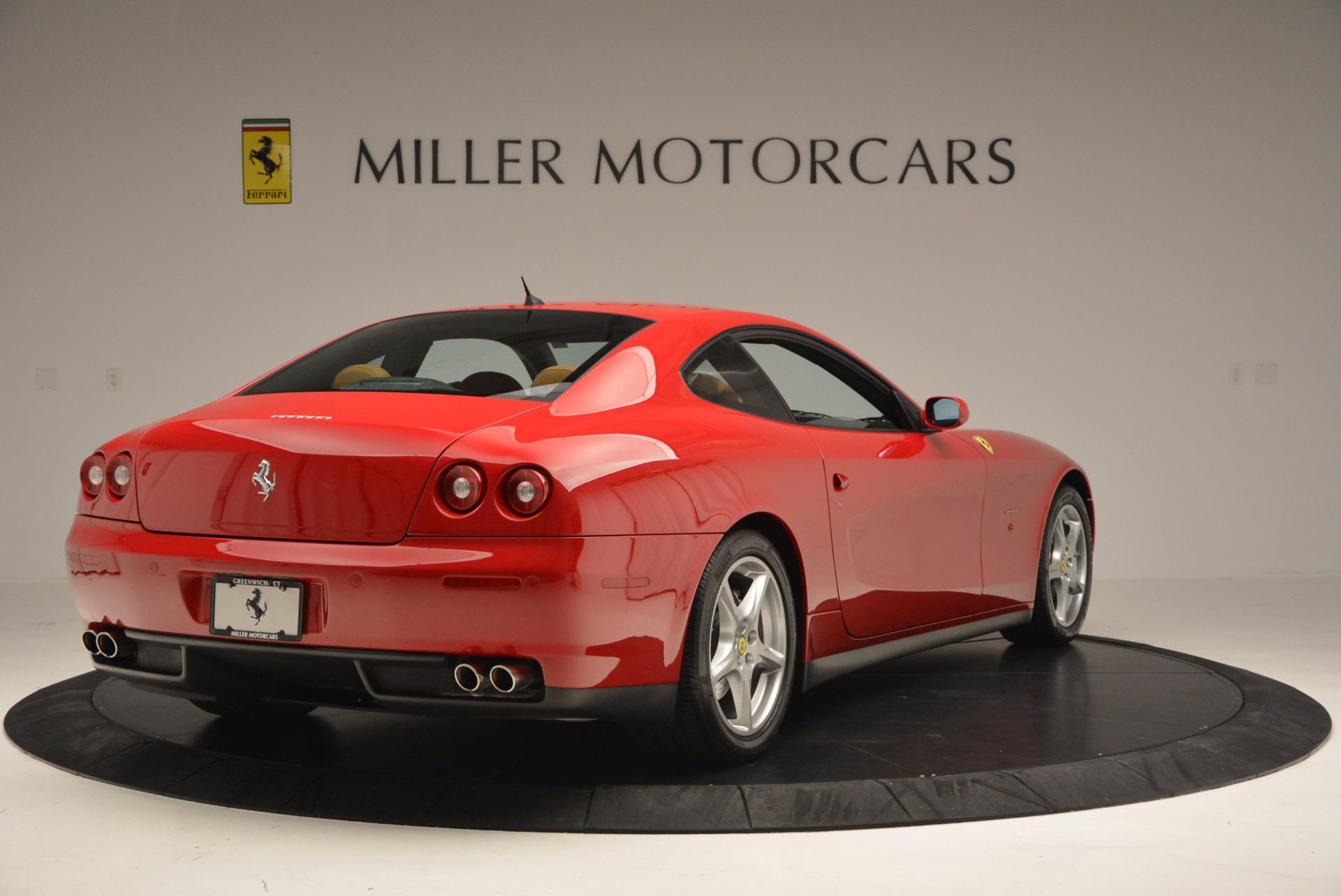 Used 2005 Ferrari 612 Scaglietti  For Sale 0 In Greenwich, CT