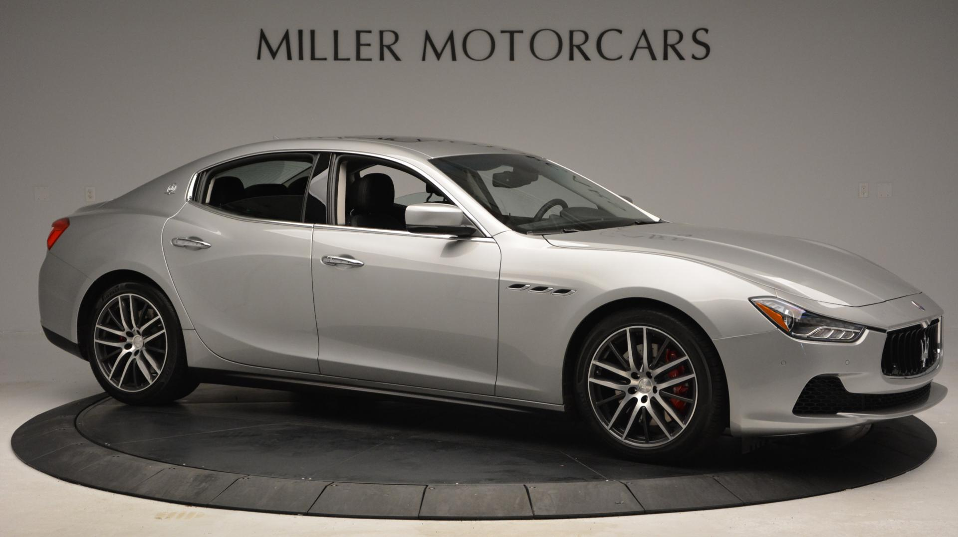 New 2016 Maserati Ghibli S Q4 For Sale 0 In Greenwich, CT