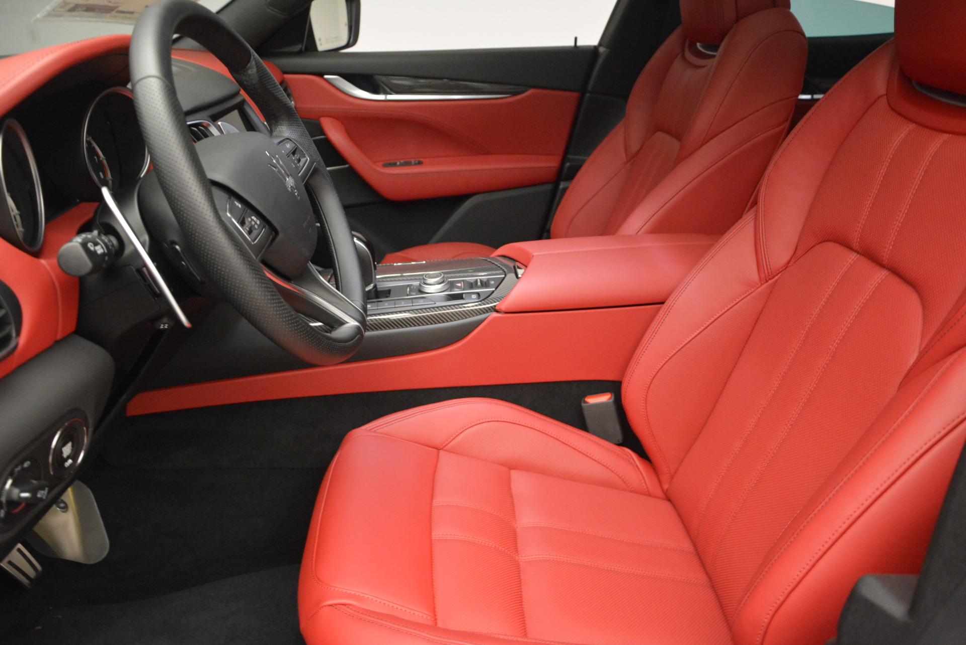Used 2017 Maserati Levante Ex Service Loaner For Sale 0 In Greenwich, CT