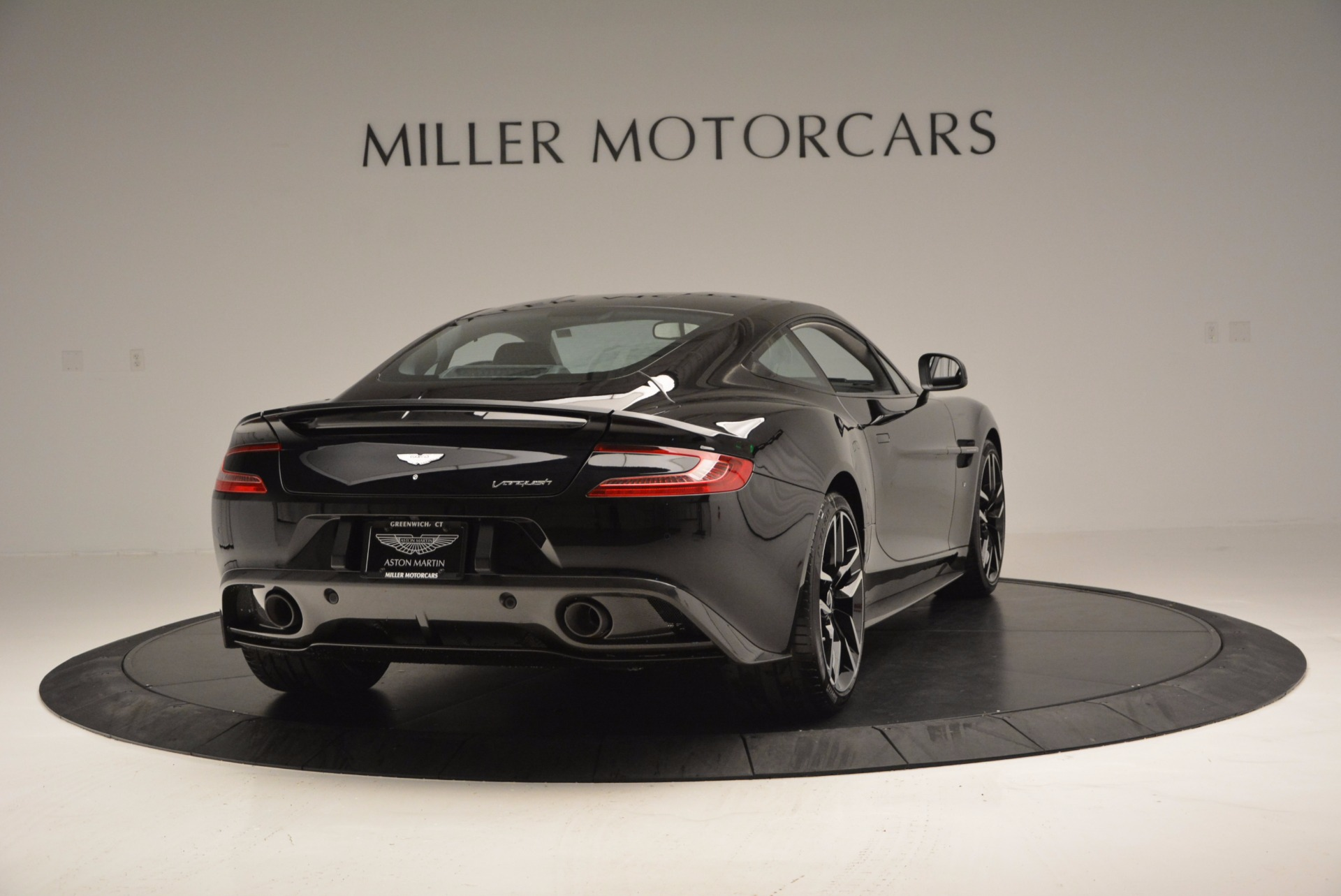 Used 2017 Aston Martin Vanquish Coupe For Sale 0 In Greenwich, CT