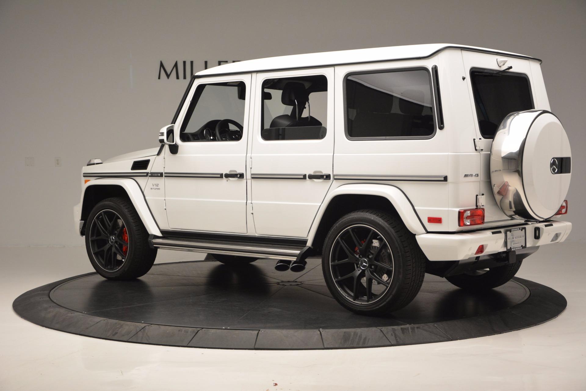 Used 2016 Mercedes Benz G-Class AMG G65 For Sale 0 In Greenwich, CT
