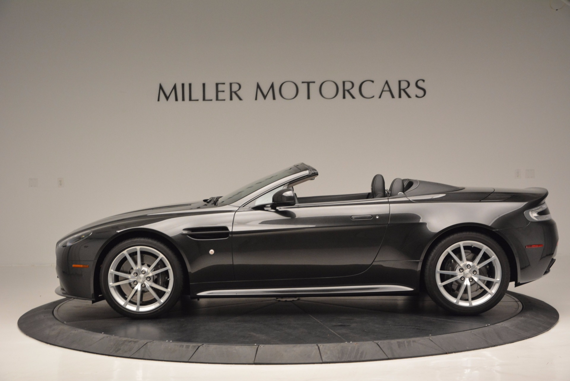 Used 2016 Aston Martin V8 Vantage S Roadster For Sale 0 In Greenwich, CT