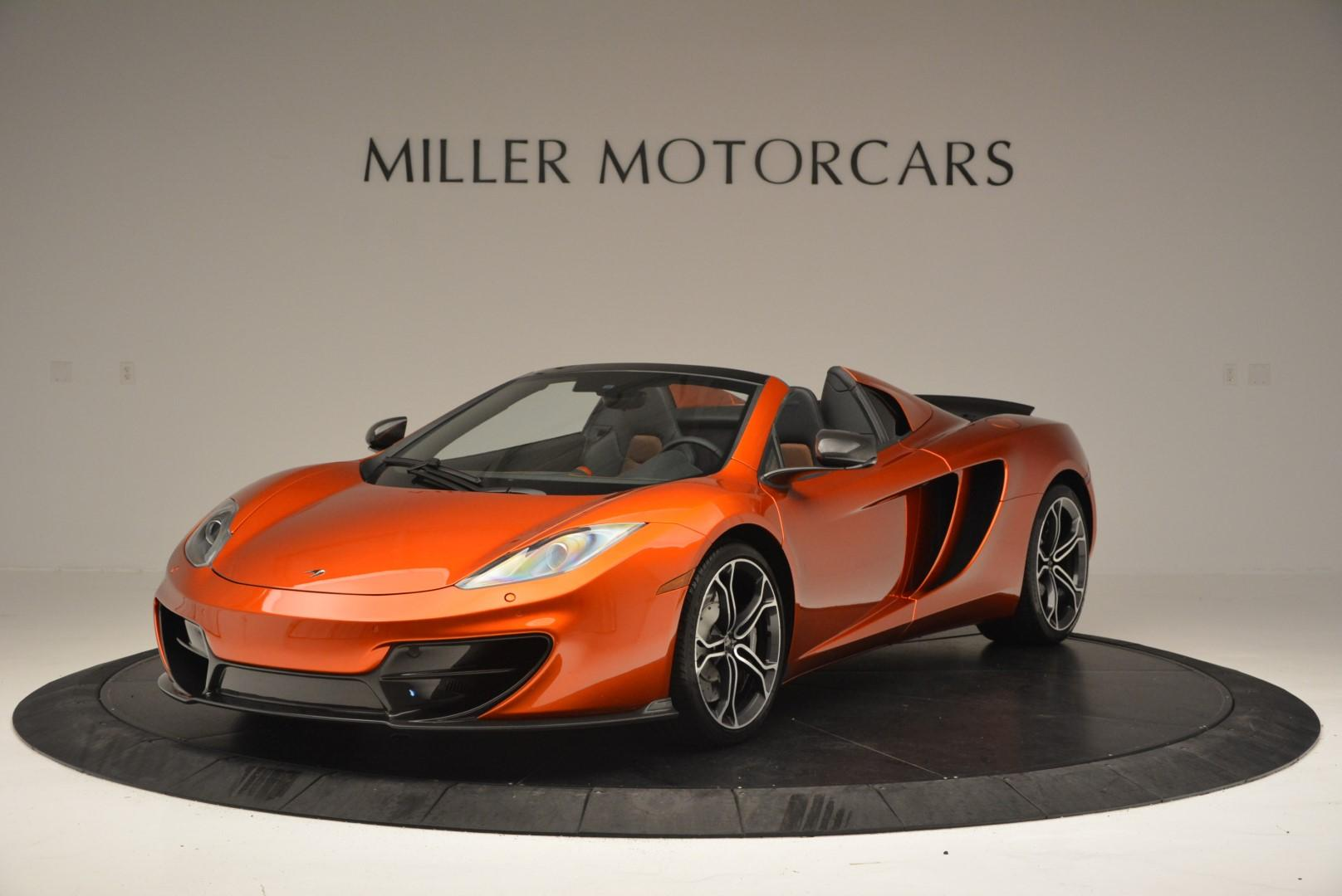 Used 2013 McLaren MP4-12C Base For Sale 0 In Greenwich, CT