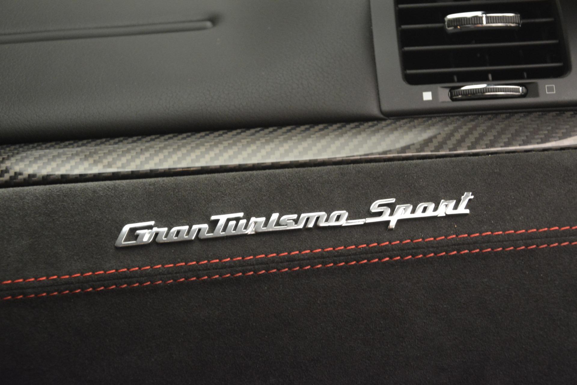 Used 2017 Maserati GranTurismo GT Sport Special Edition For Sale 89900 In Greenwich, CT