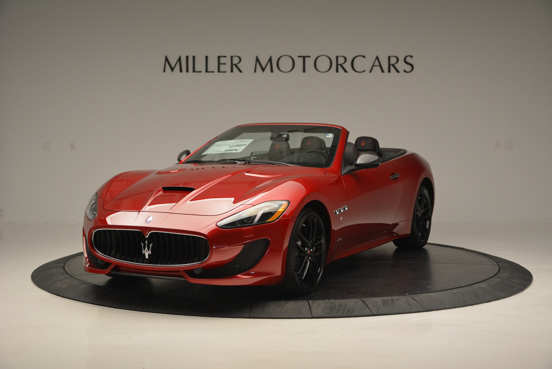 New 2017 Maserati GranTurismo Sport Special Edition For Sale 0 In Greenwich, CT