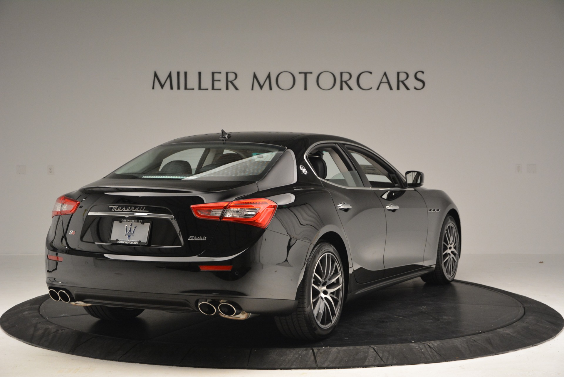 Used 2016 Maserati Ghibli S Q4  EX-LOANER For Sale 0 In Greenwich, CT