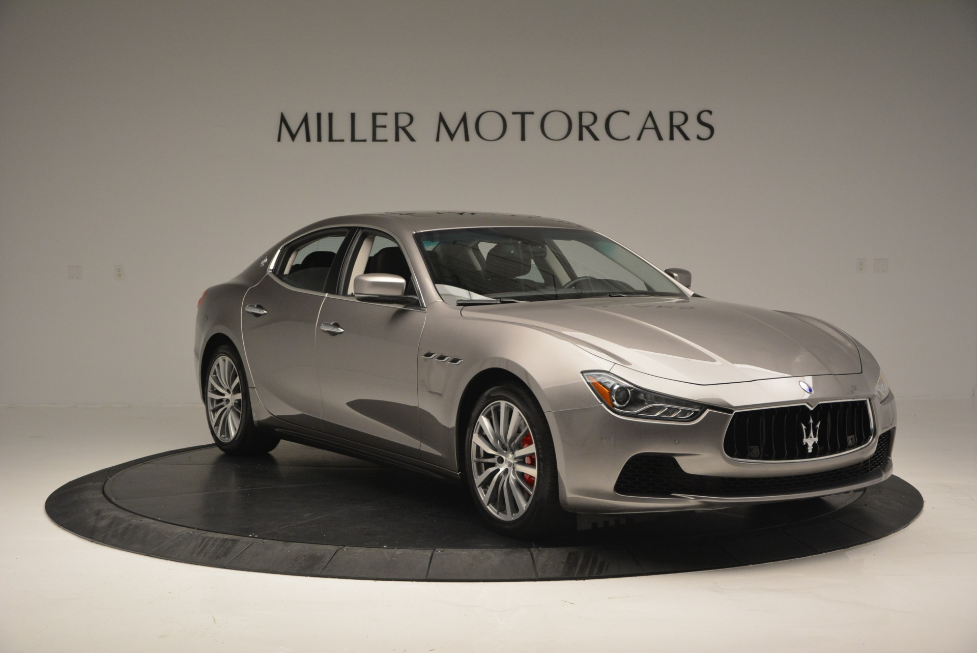 Used 2016 Maserati Ghibli S Q4  EX- LOANER For Sale 0 In Greenwich, CT