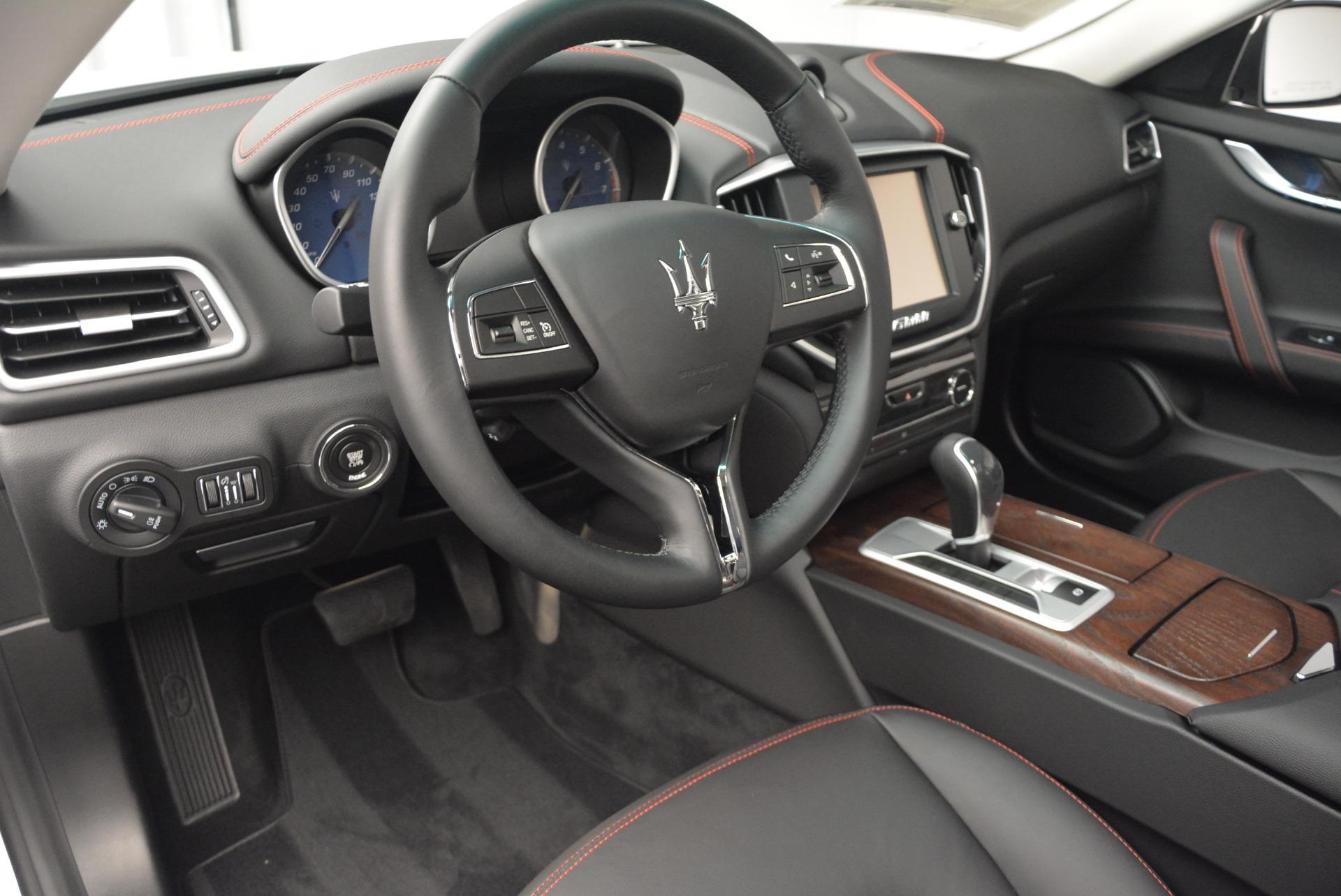 Used 2016 Maserati Ghibli S Q4  EX-LOANER For Sale 0 In Greenwich, CT