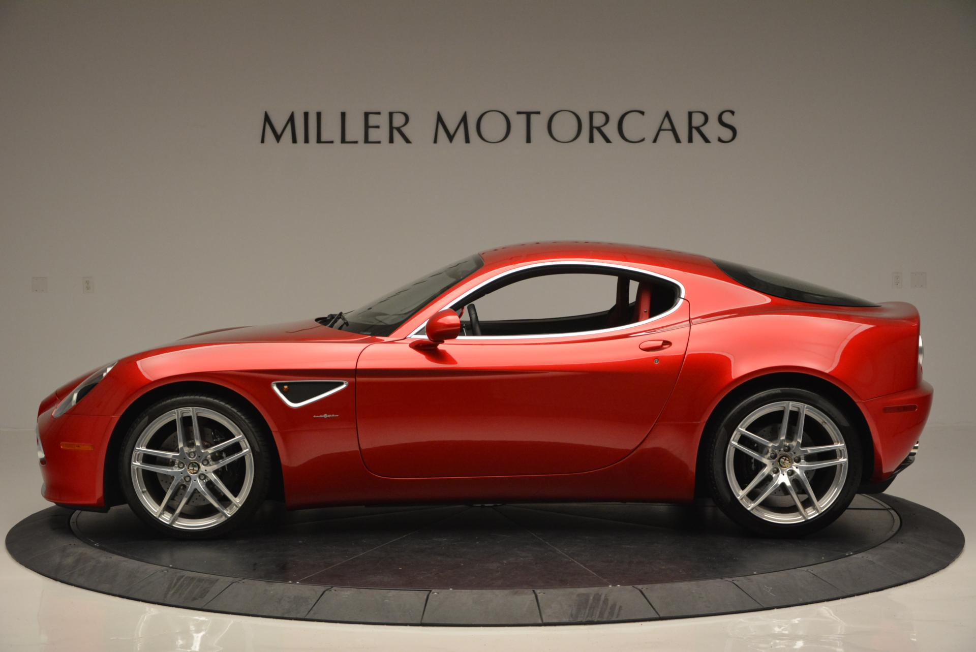 Used 2008 Alfa Romeo 8C  For Sale 0 In Greenwich, CT