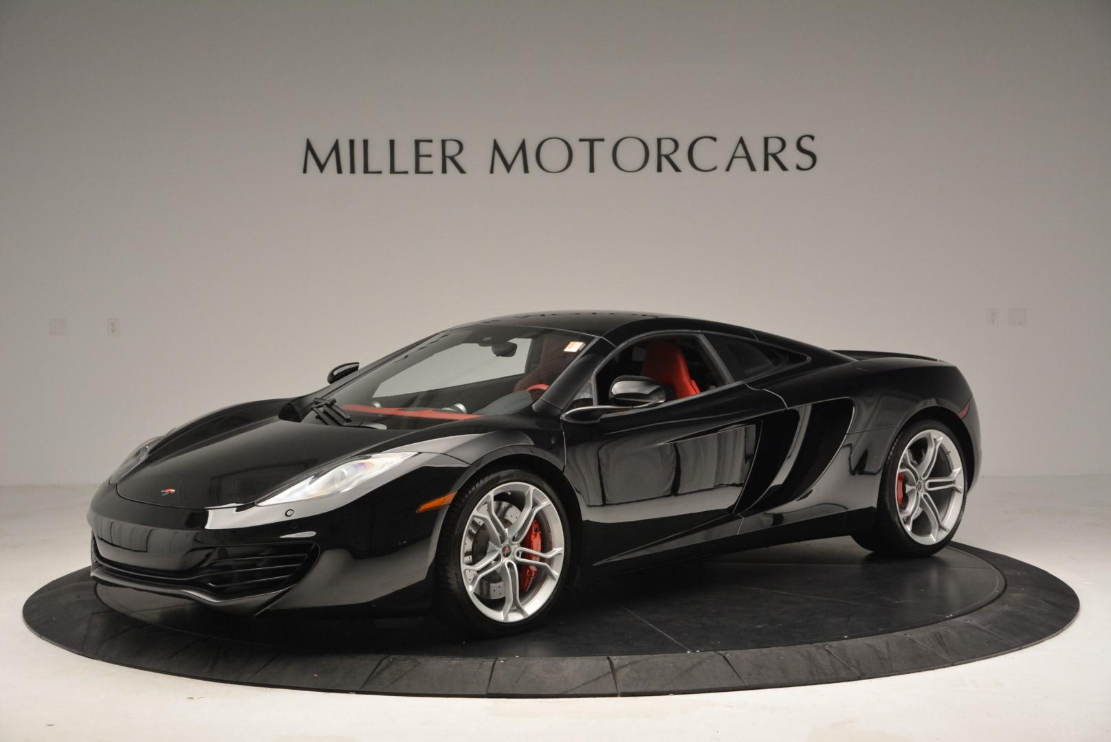Used 2012 McLaren 12C Coupe For Sale 109900 In Greenwich, CT