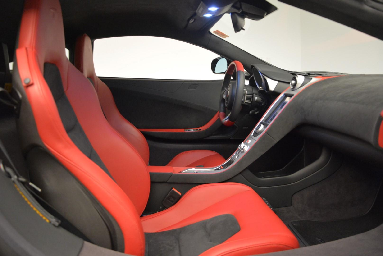 Used 2012 McLaren MP4-12c Coupe For Sale 0 In Greenwich, CT