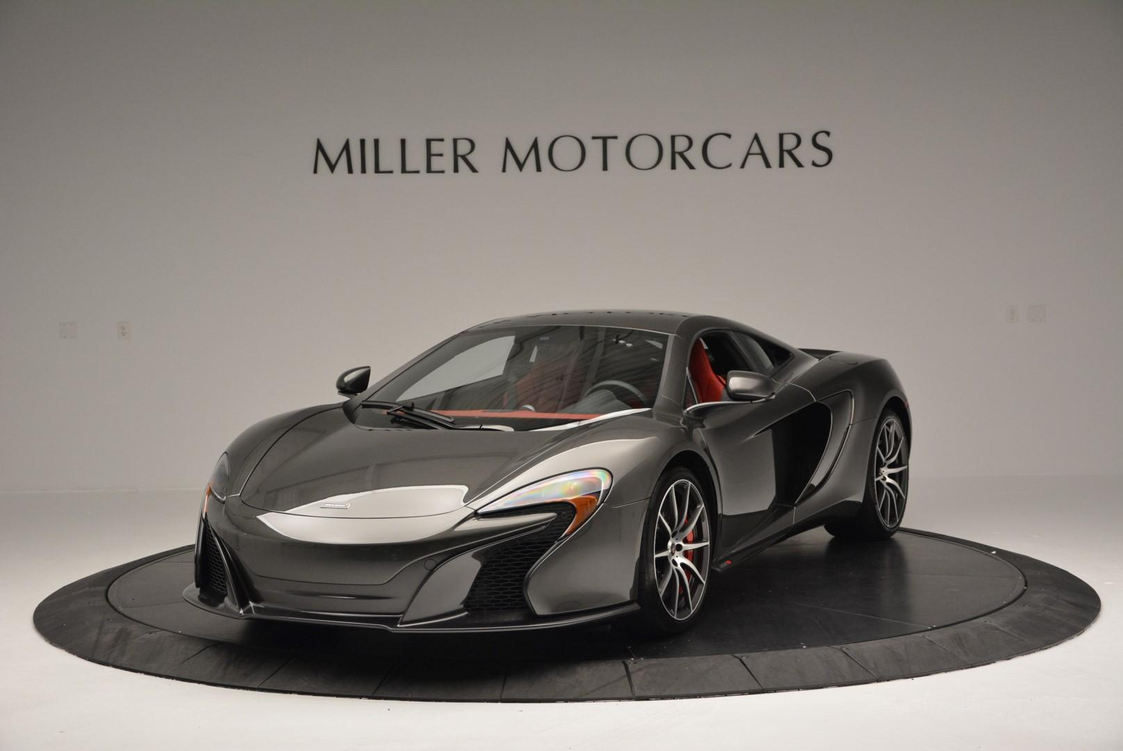 Used 2015 McLaren 650S  For Sale 0 In Greenwich, CT