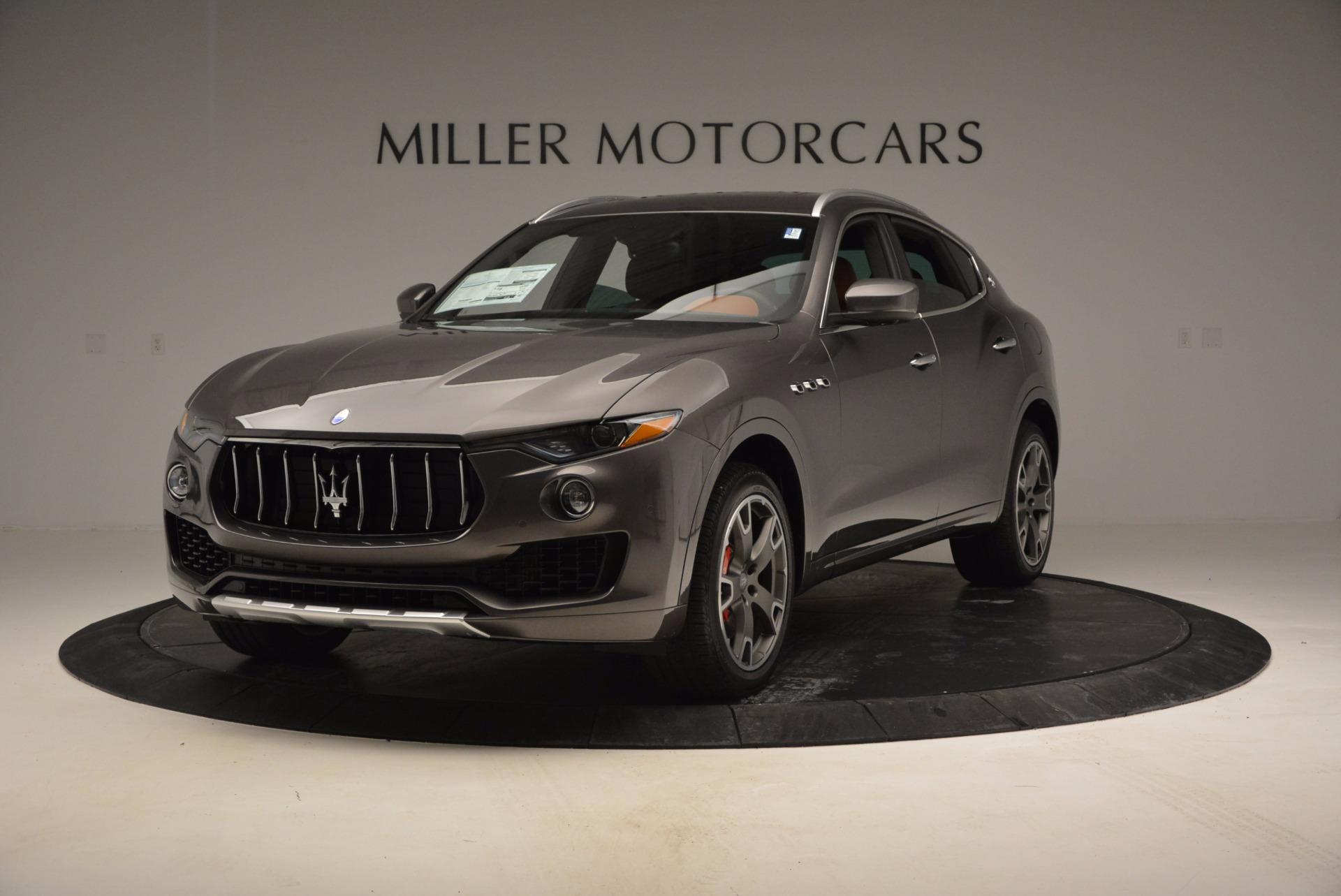 New 2017 Maserati Levante S For Sale 0 In Greenwich, CT