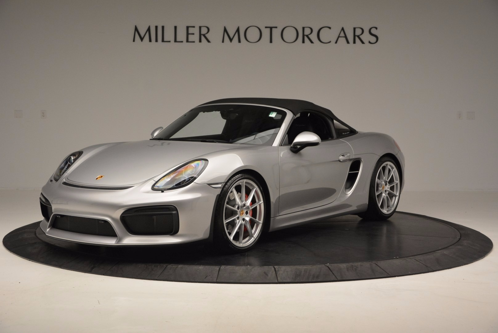 Used 2016 Porsche Boxster Spyder For Sale 0 In Greenwich, CT