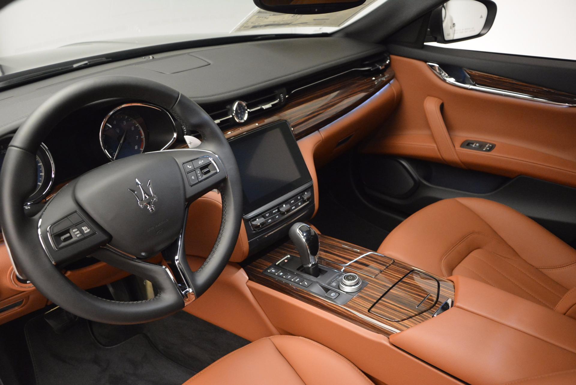 New 2017 Maserati Quattroporte S Q4 GranLusso For Sale 0 In Greenwich, CT