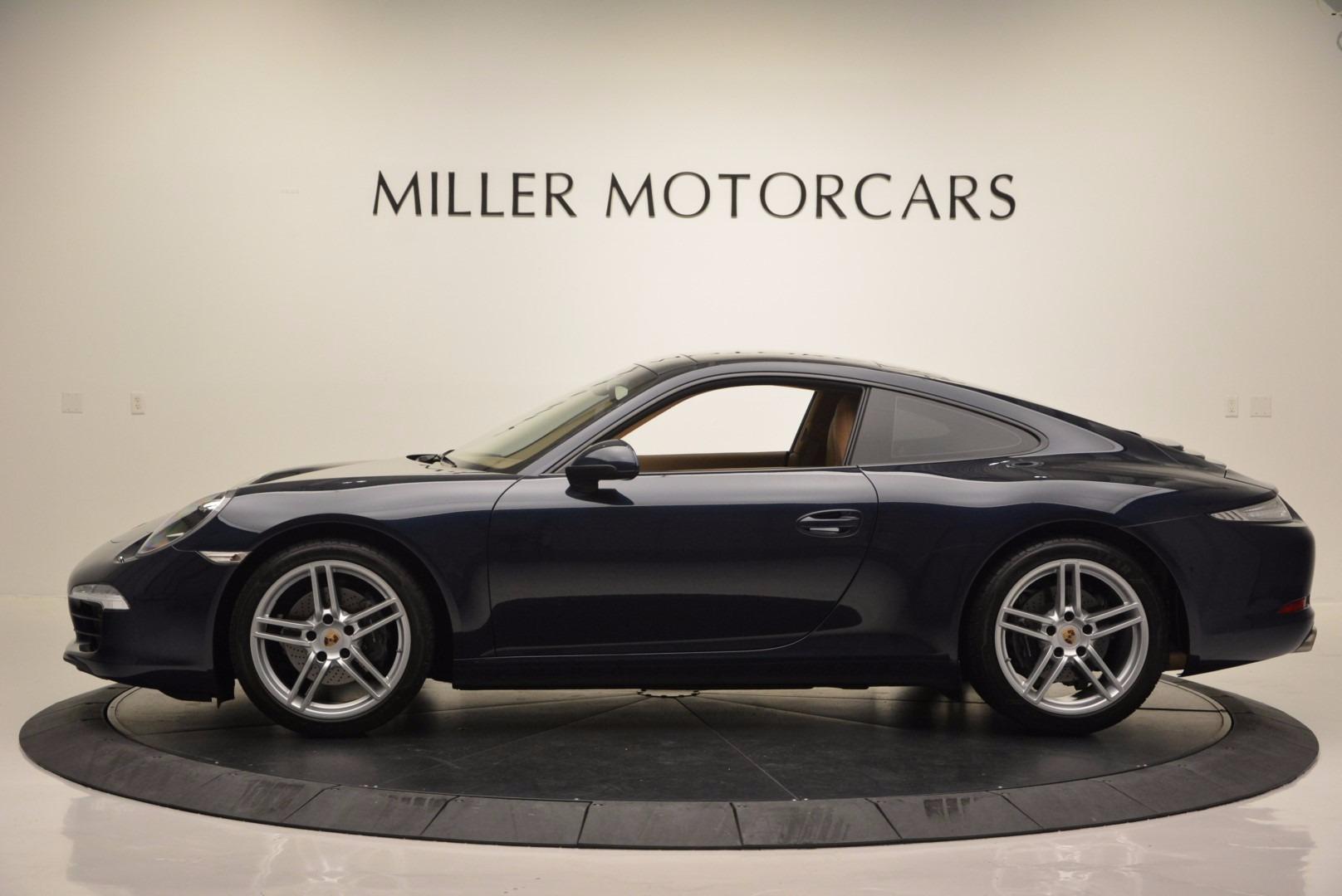 Used 2014 Porsche 911 Carrera For Sale 0 In Greenwich, CT