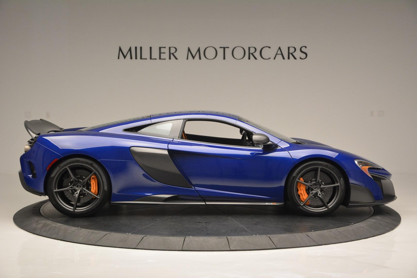 Used 2016 McLaren 675LT Coupe For Sale 235900 In Greenwich, CT