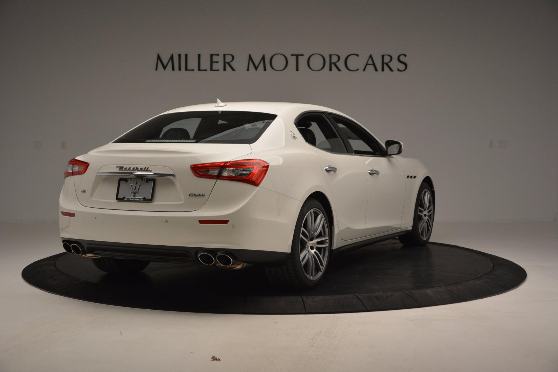 New 2017 Maserati Ghibli  For Sale 0 In Greenwich, CT