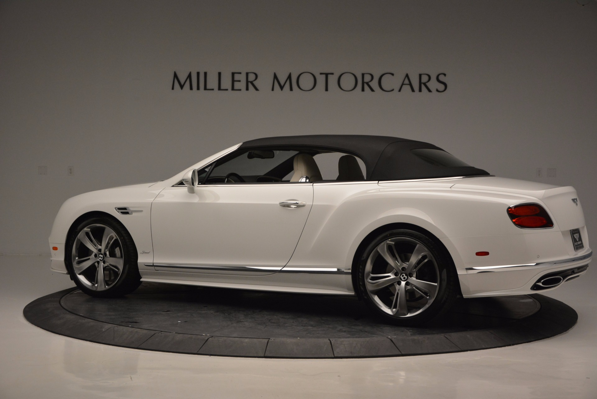 New 2017 Bentley Continental GT Speed Convertible  For Sale 0 In Greenwich, CT