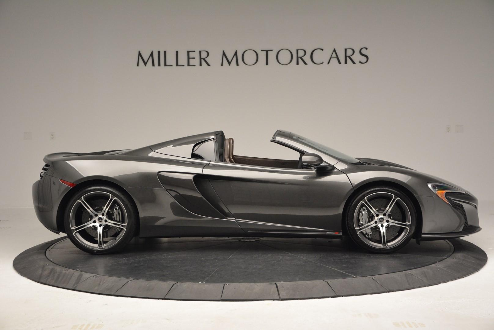 Used 2016 McLaren 650S Convertible For Sale 164900 In Greenwich, CT