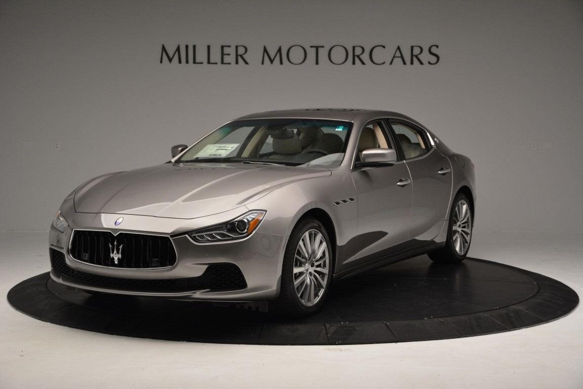 New 2017 Maserati Ghibli S Q4 For Sale 0 In Greenwich, CT