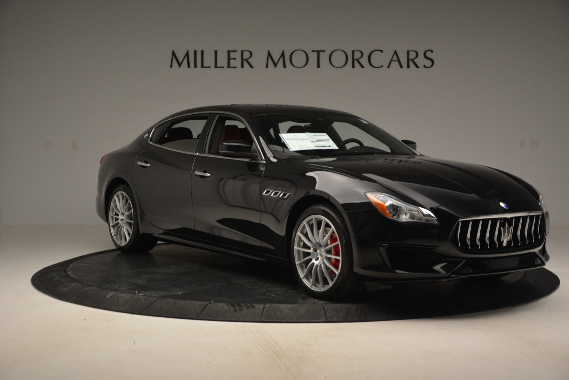 New 2017 Maserati Quattroporte S Q4 GranSport For Sale 0 In Greenwich, CT