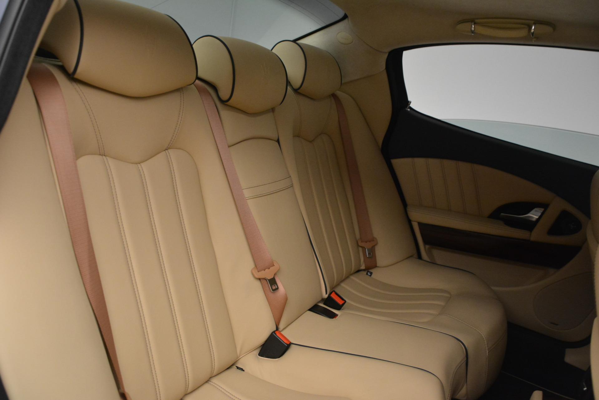 Used 2010 Maserati Quattroporte S For Sale 0 In Greenwich, CT