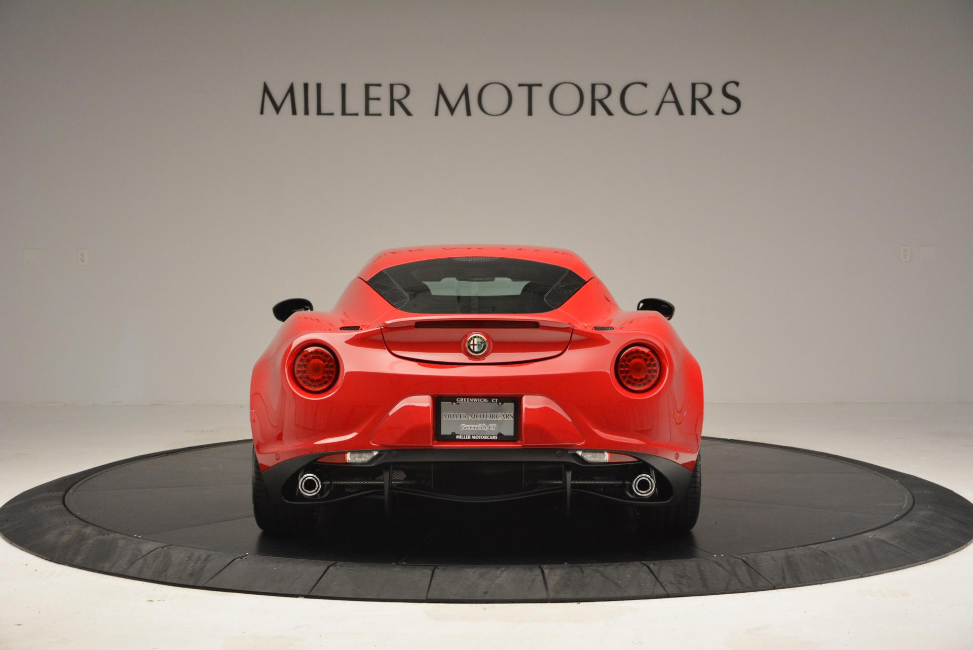 Used 2015 Alfa Romeo 4C  For Sale 0 In Greenwich, CT
