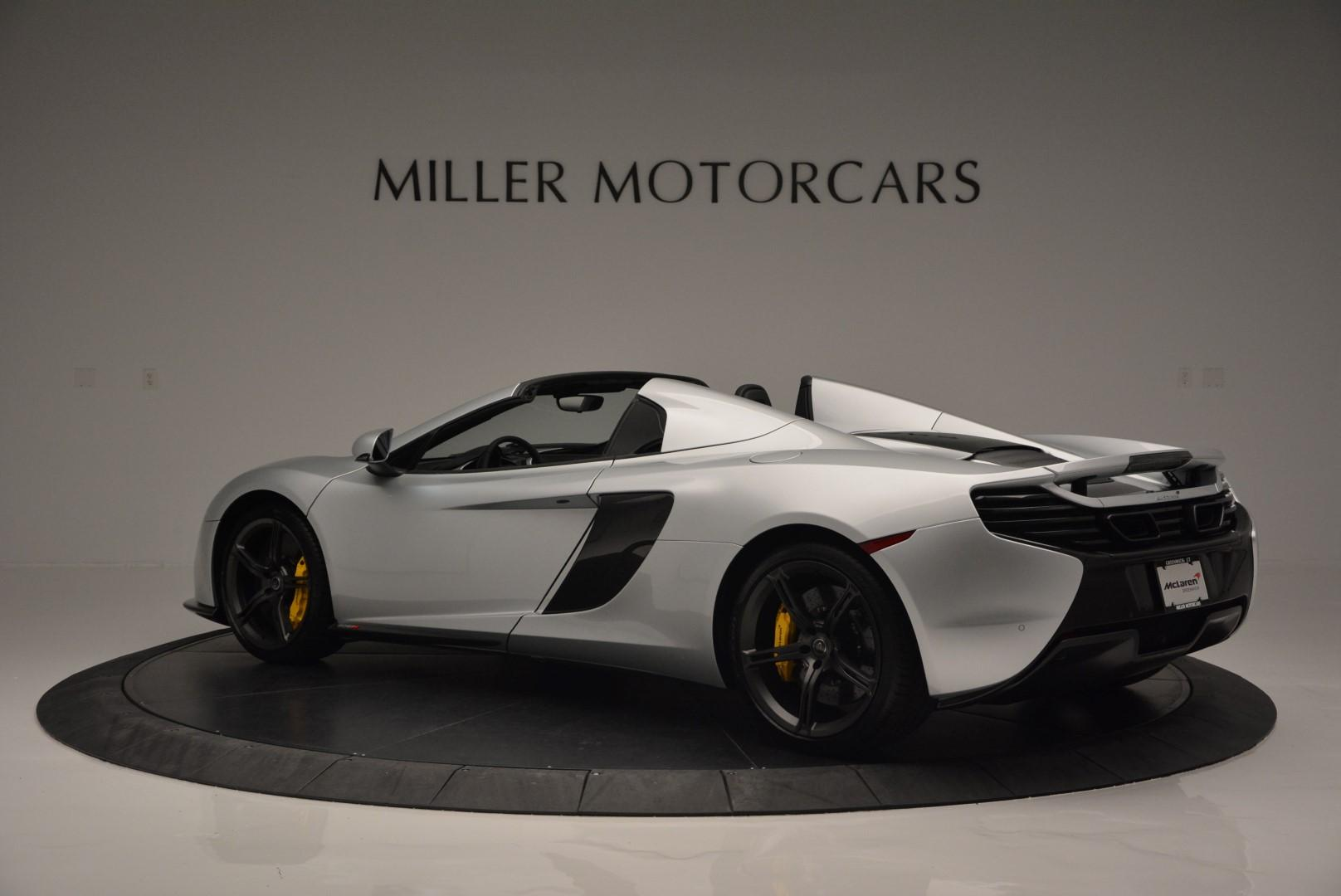 New 2016 McLaren 650S Spider  For Sale 0 In Greenwich, CT