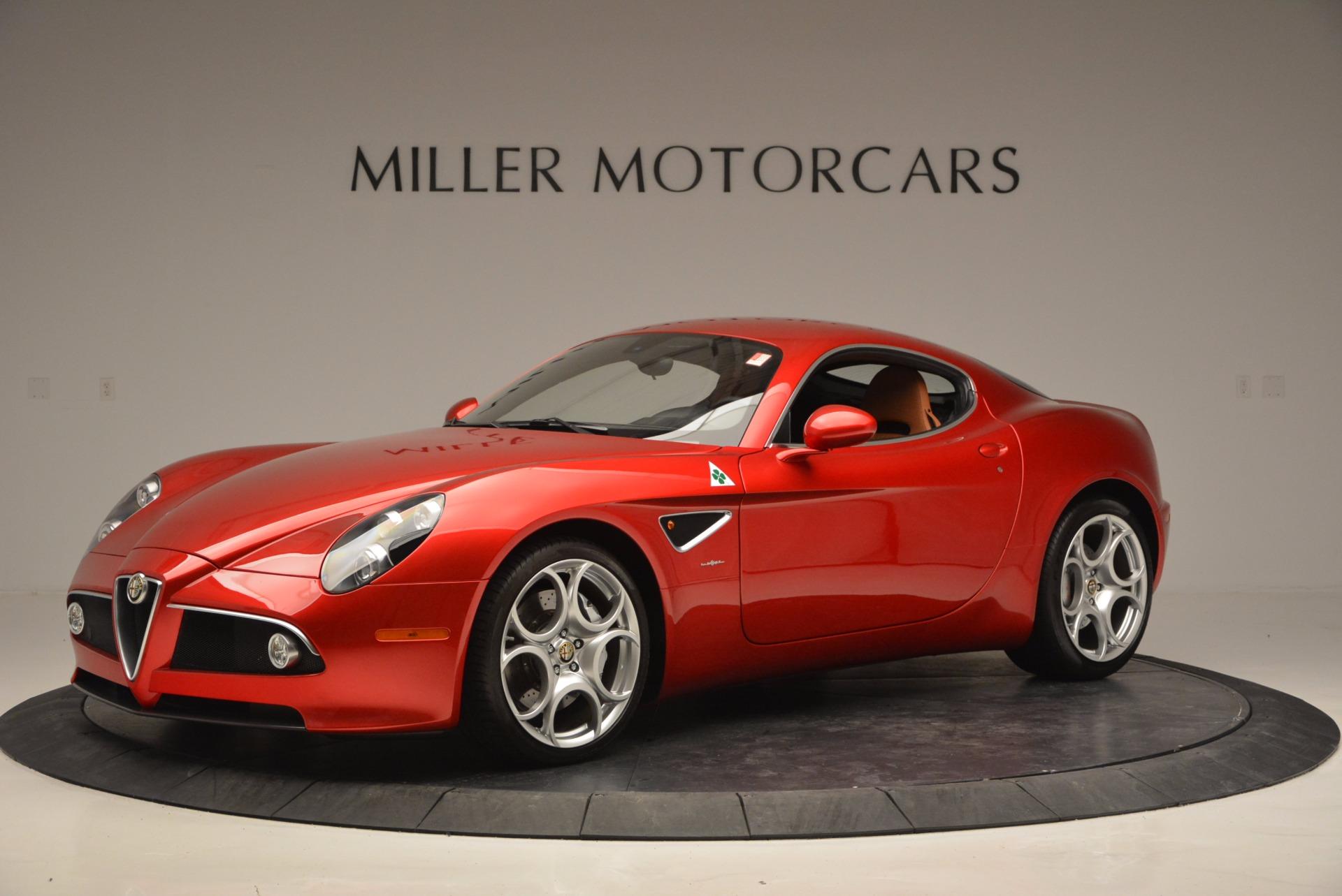 Used 2008 Alfa Romeo 8C  For Sale 0 In Greenwich, CT