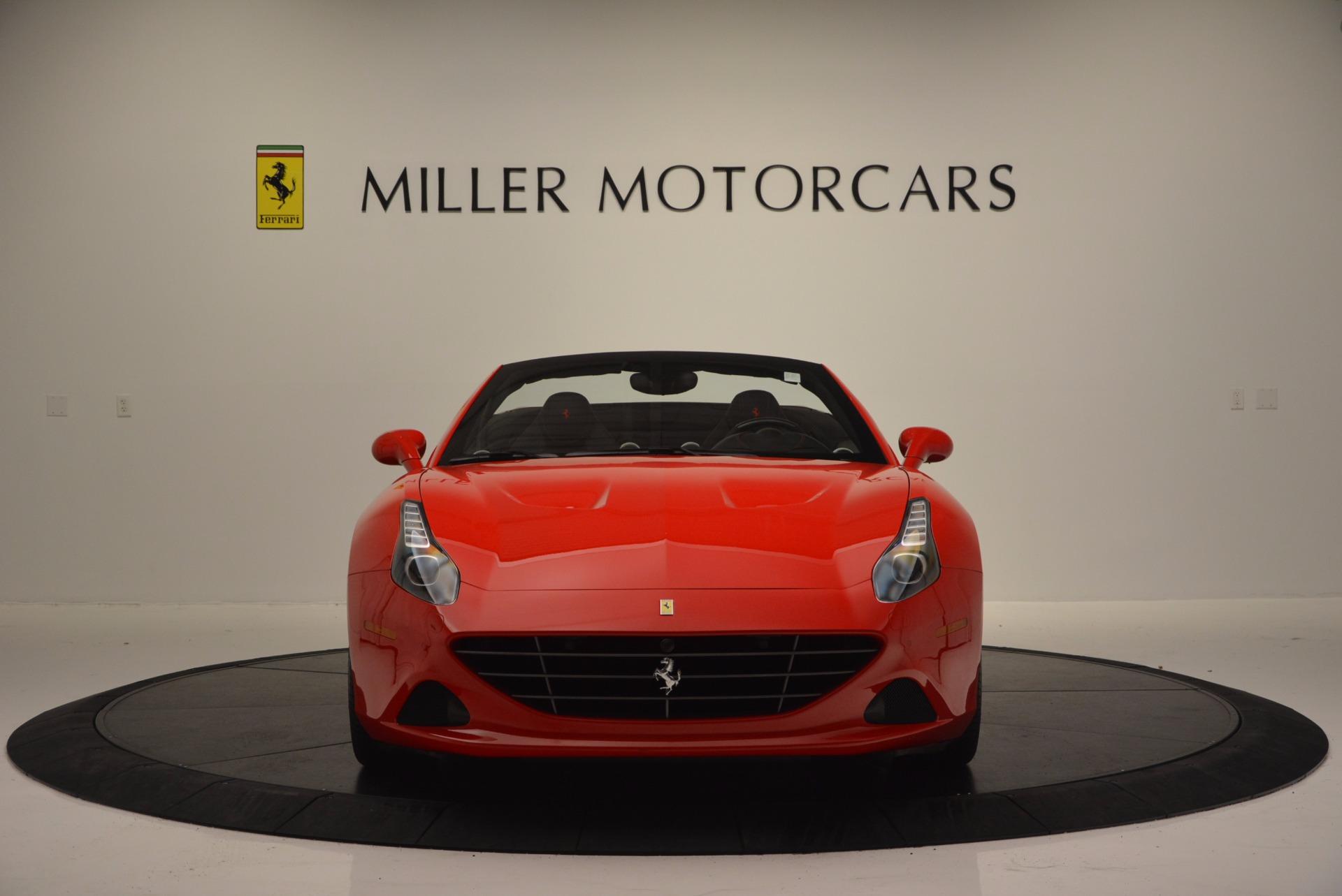 Used 2016 Ferrari California T  For Sale 149900 In Greenwich, CT