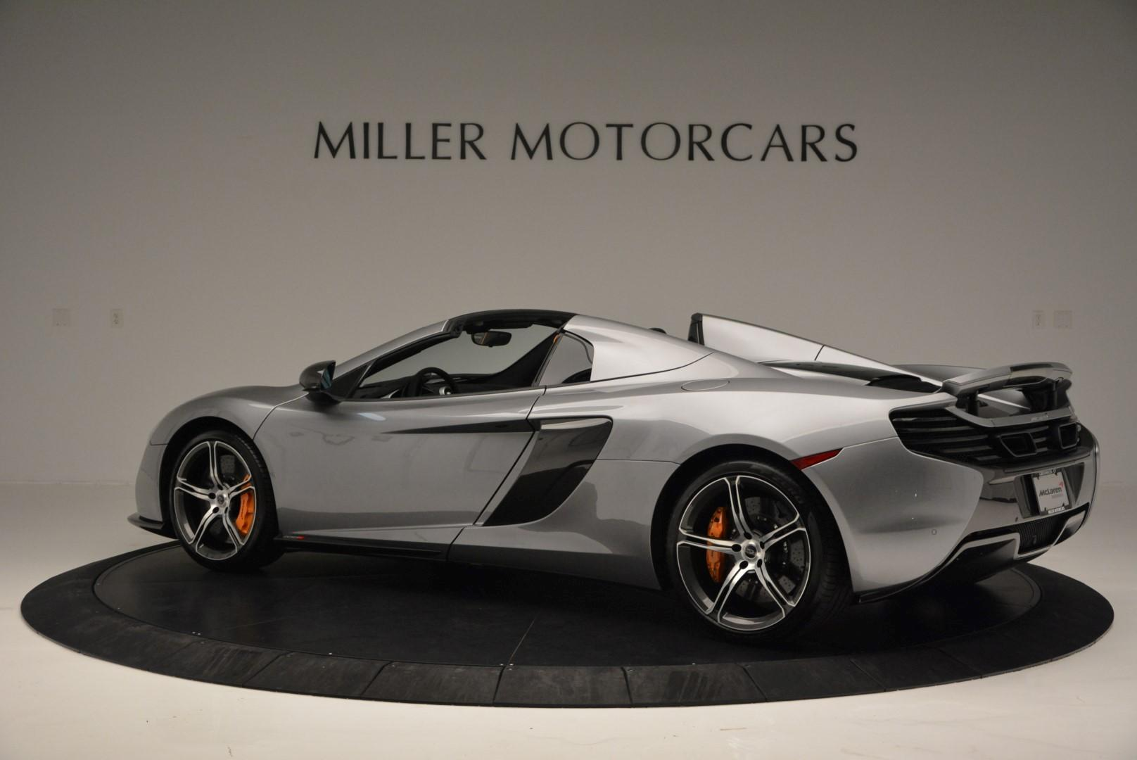 Used 2016 McLaren 650S Convertible For Sale 166900 In Greenwich, CT