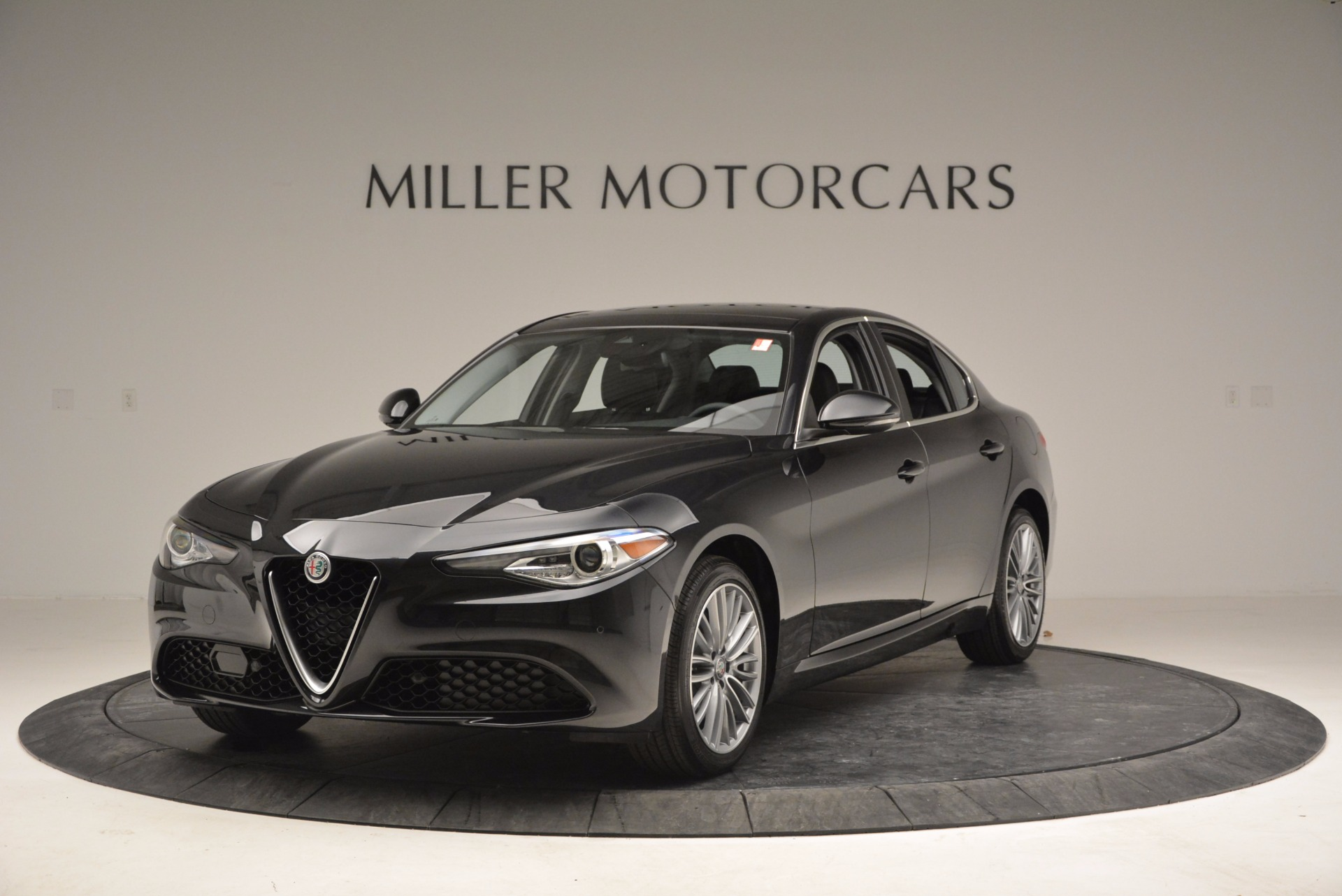 New 2017 Alfa Romeo Giulia Ti For Sale 0 In Greenwich, CT