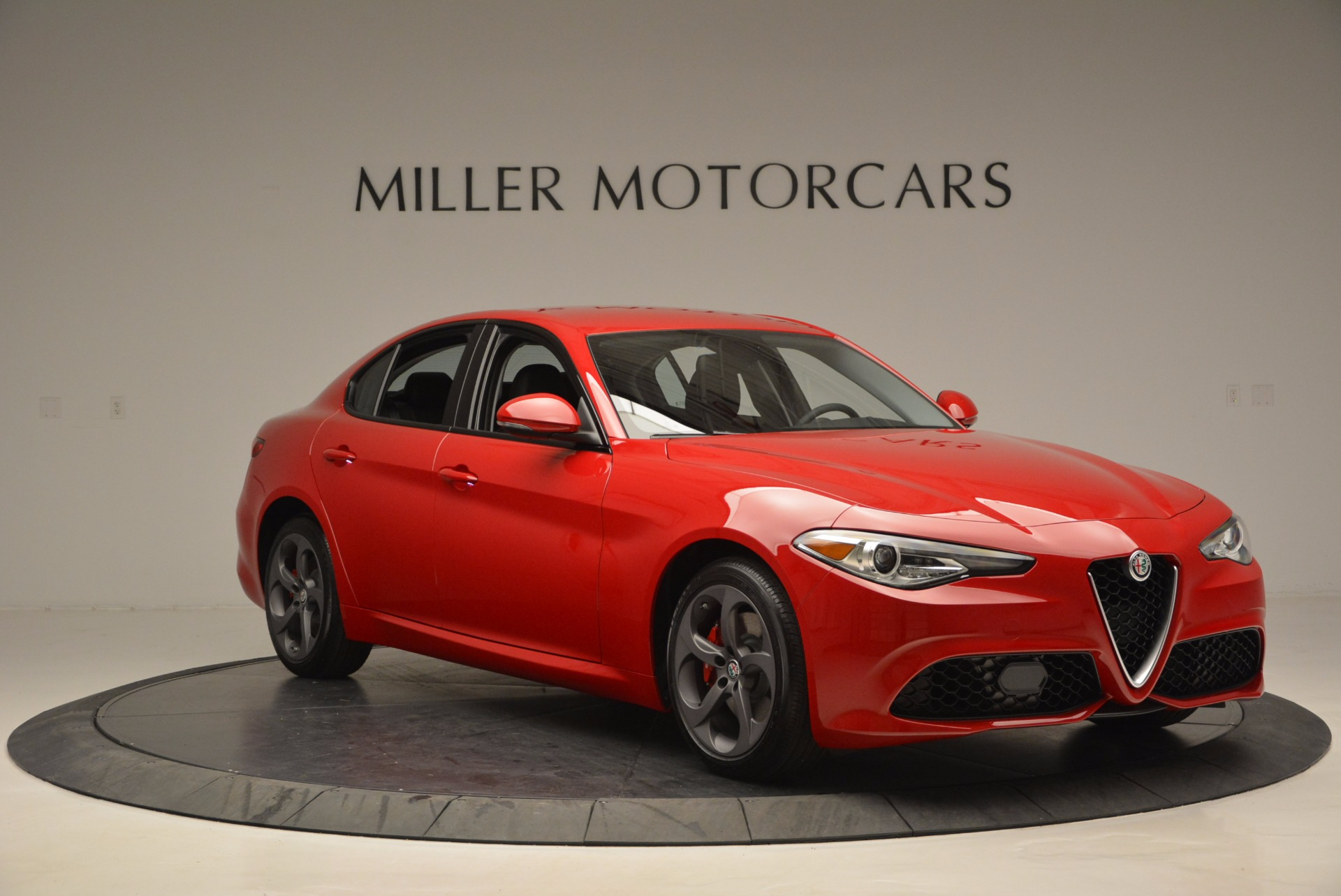 New 2017 Alfa Romeo Giulia  For Sale 0 In Greenwich, CT