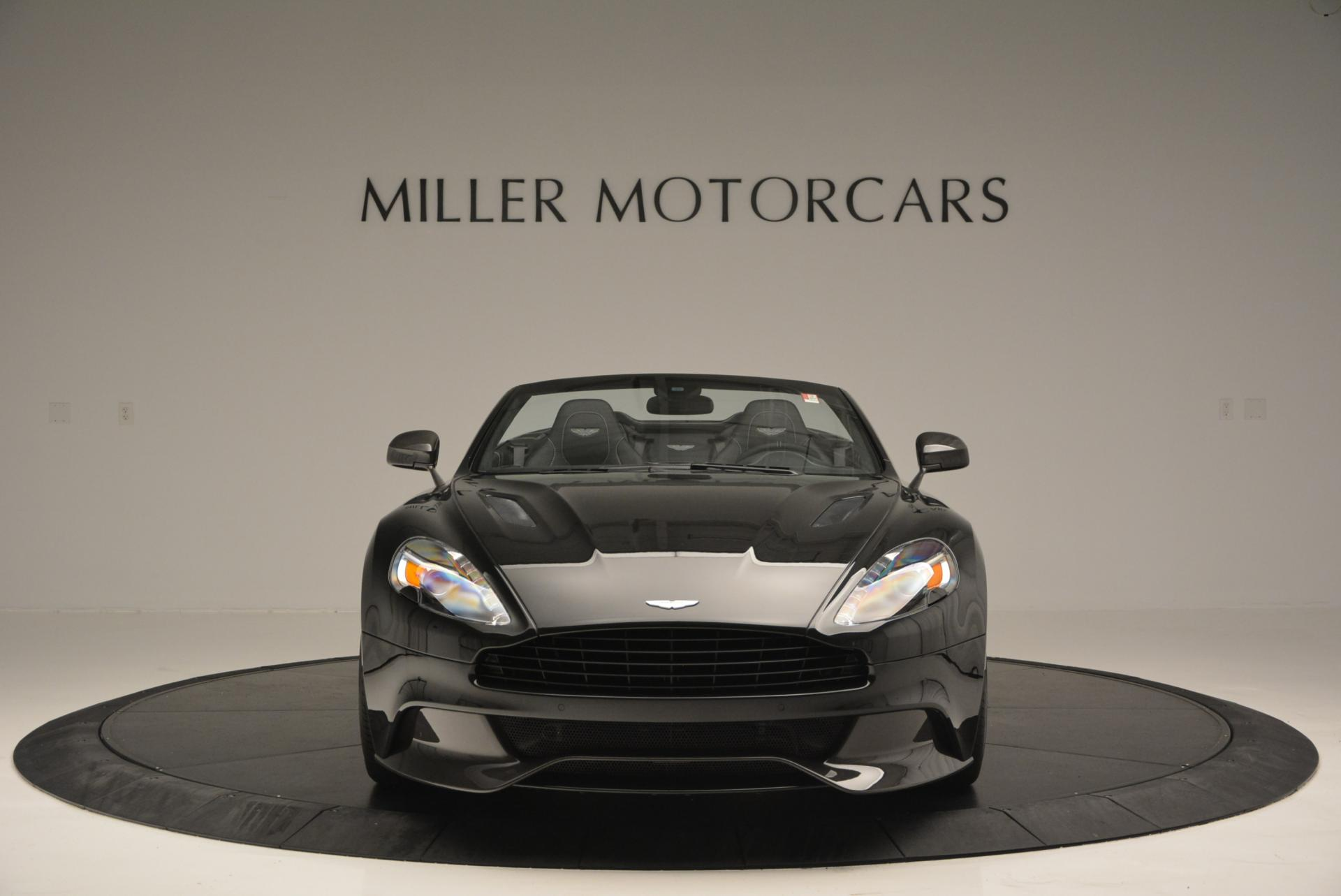 New 2016 Aston Martin Vanquish Volante For Sale 0 In Greenwich, CT