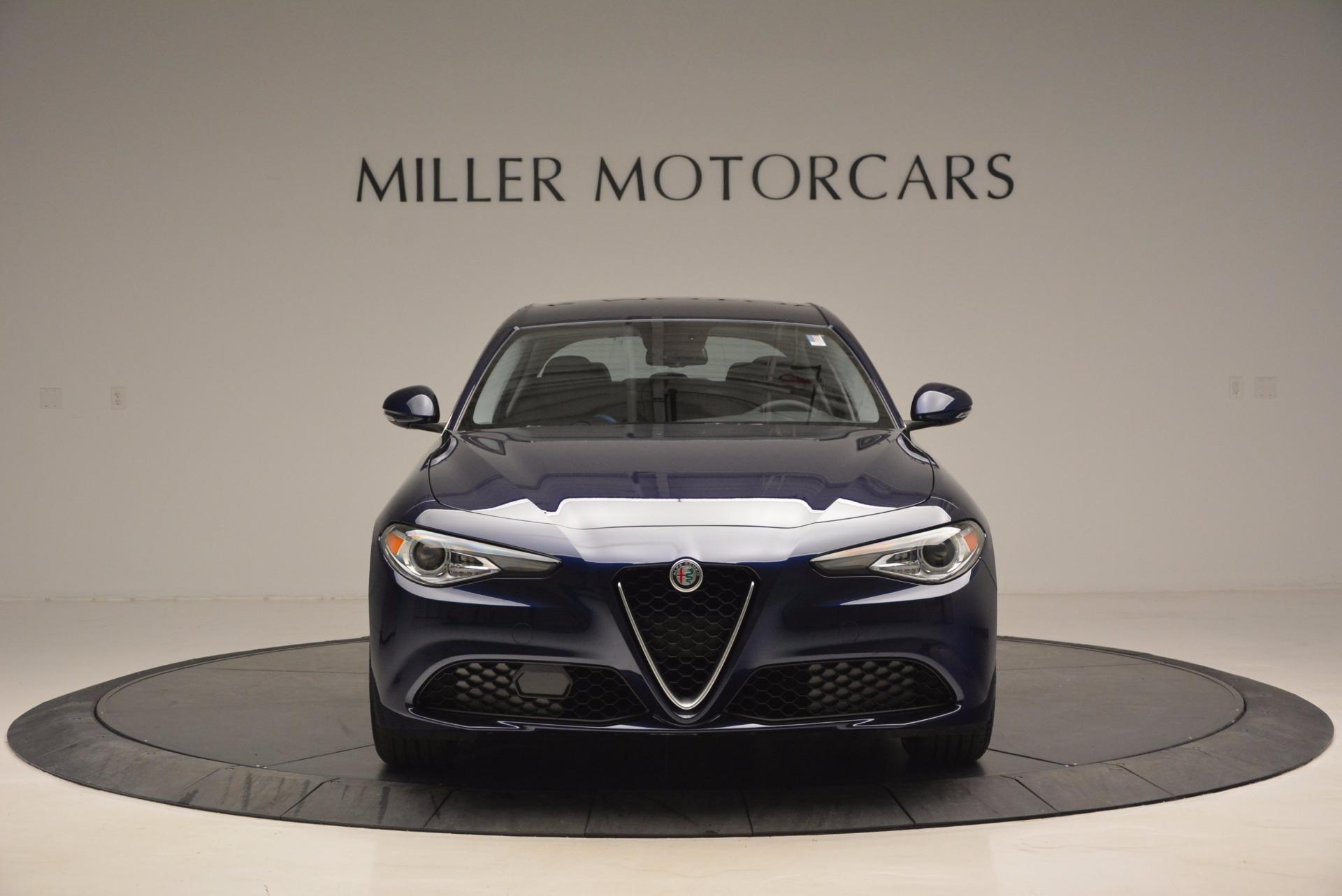 New 2017 Alfa Romeo Giulia  For Sale 0 In Greenwich, CT