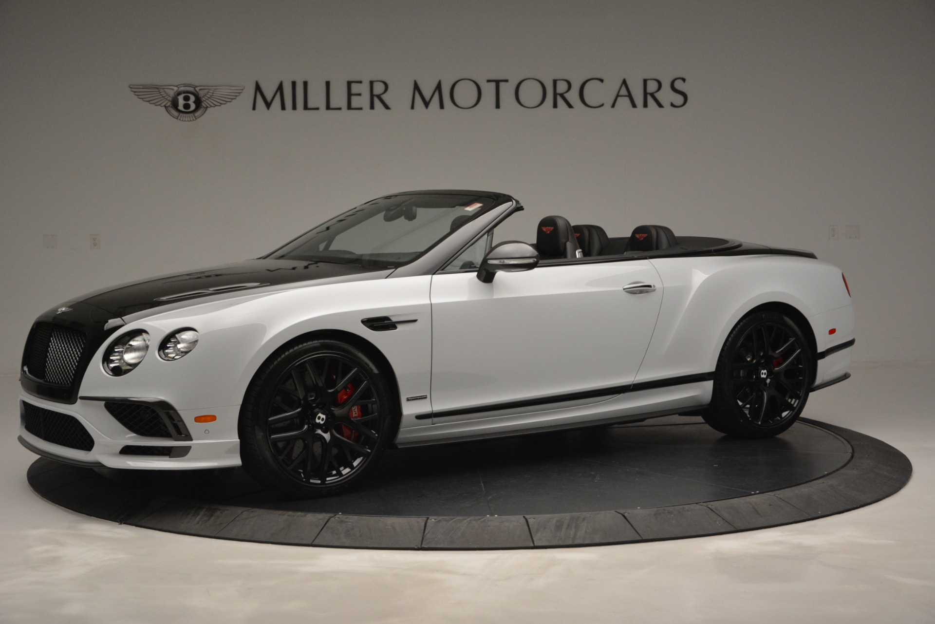 New 2018 Bentley Continental GT Supersports Convertible For Sale 0 In Greenwich, CT