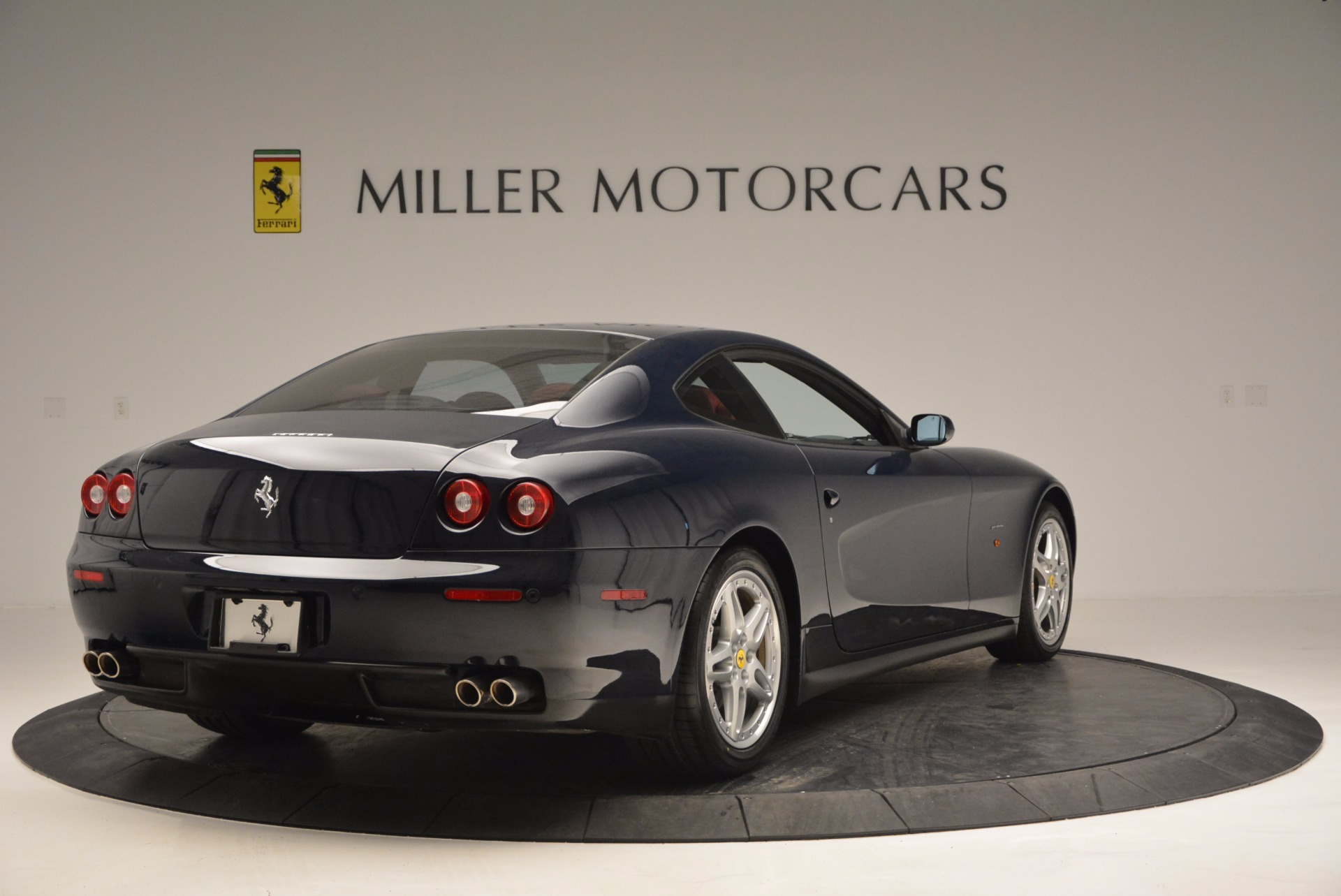 Used 2005 Ferrari 612 Scaglietti 6-Speed Manual For Sale 259900 In Greenwich, CT
